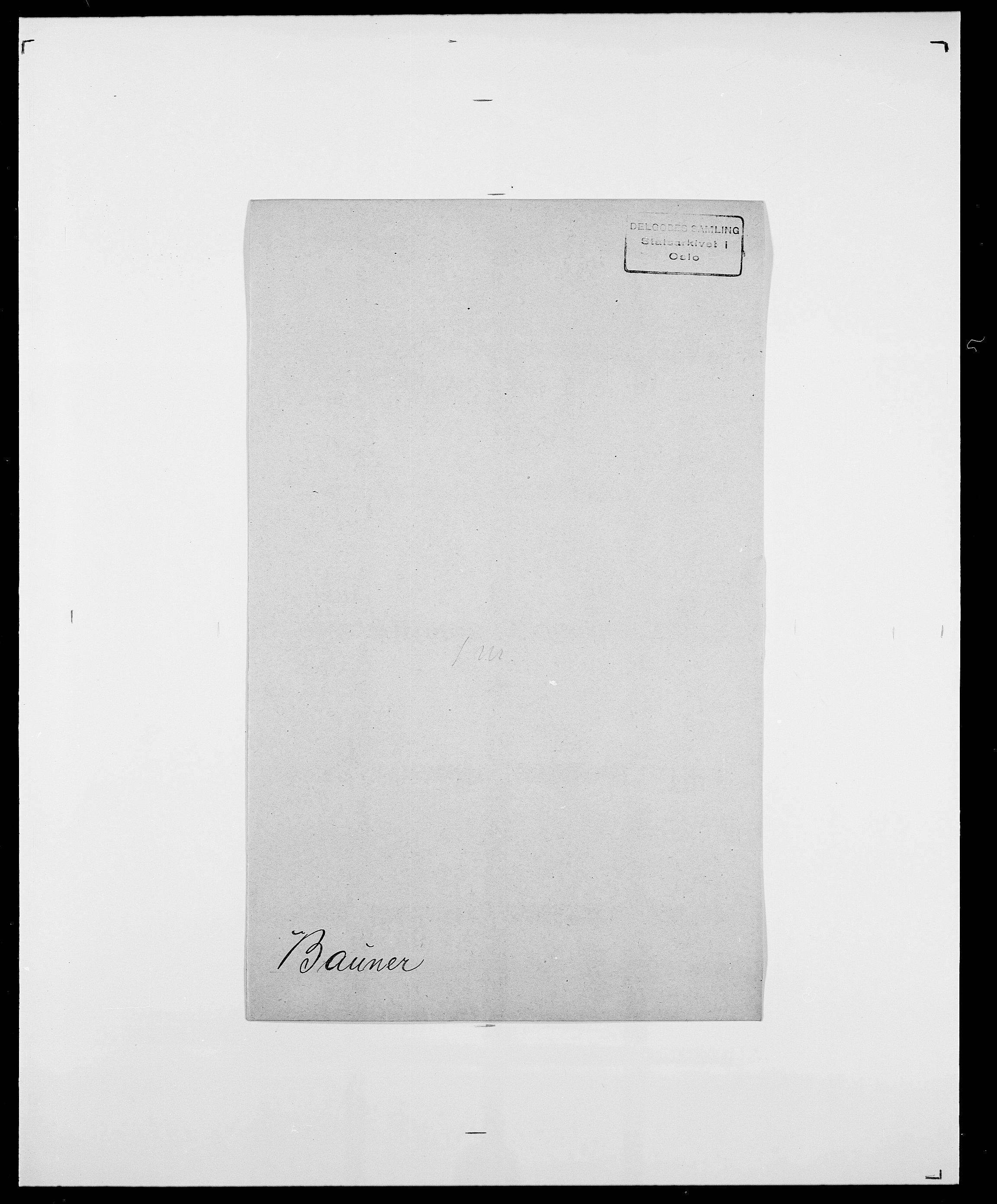 SAO, Delgobe, Charles Antoine - samling, D/Da/L0003: Barca - Bergen, s. 456