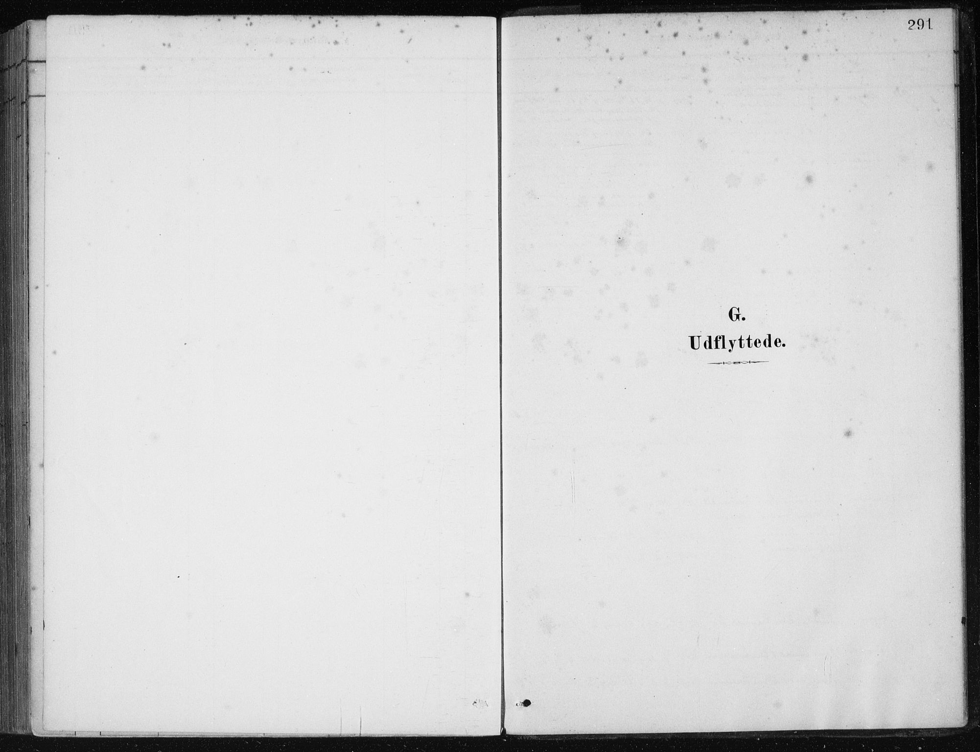 SAB, Etne Sokneprestembete, H/Haa: Ministerialbok nr. C  1, 1879-1919, s. 291