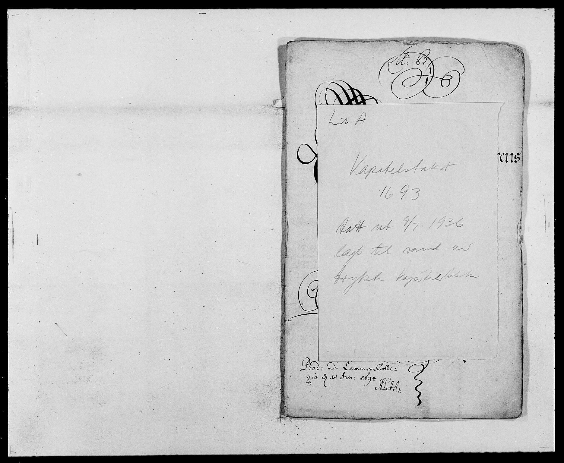 RA, Rentekammeret inntil 1814, Reviderte regnskaper, Fogderegnskap, R46/L2727: Fogderegnskap Jæren og Dalane, 1690-1693, s. 242