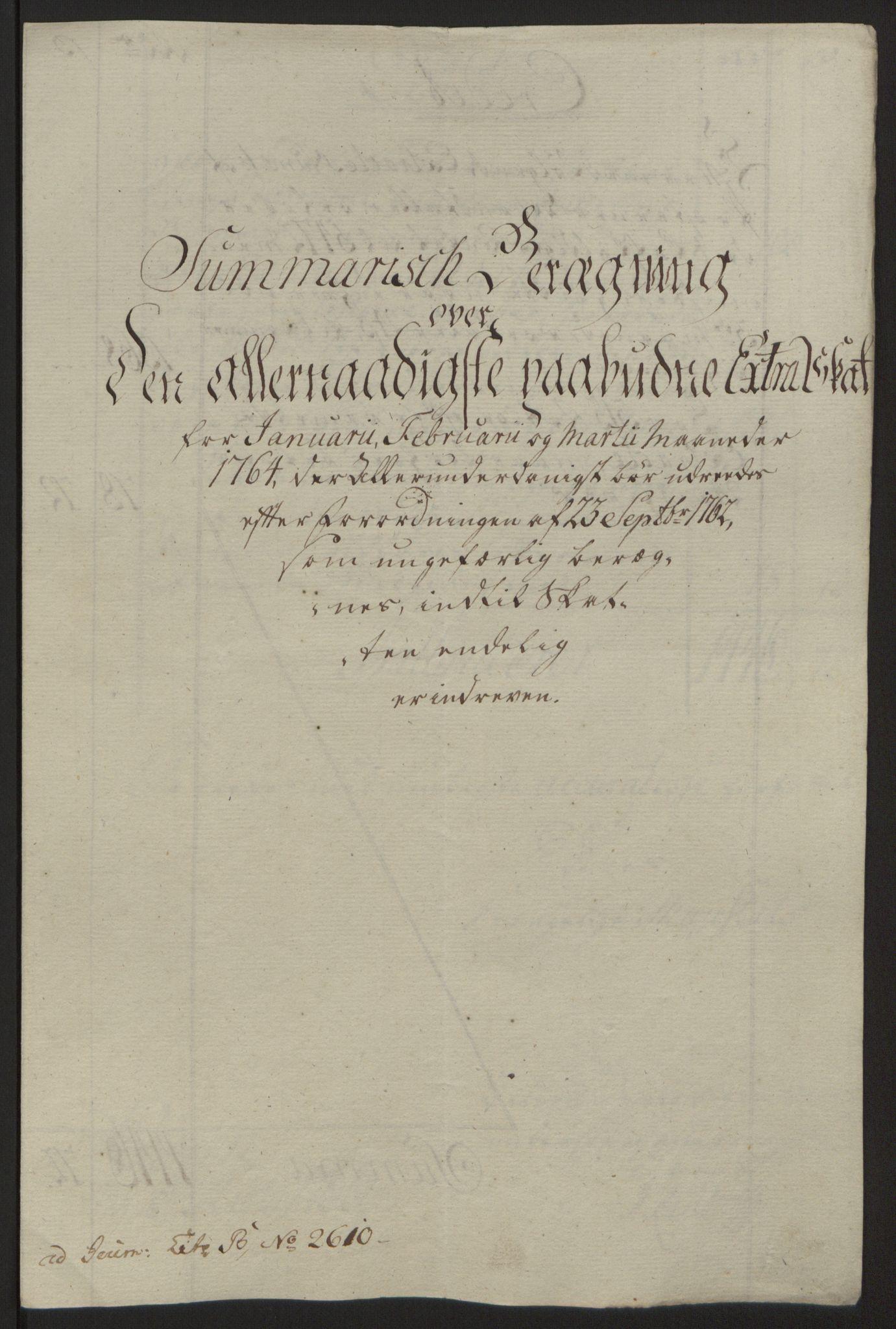 RA, Rentekammeret inntil 1814, Reviderte regnskaper, Fogderegnskap, R63/L4420: Ekstraskatten Inderøy, 1762-1772, s. 146