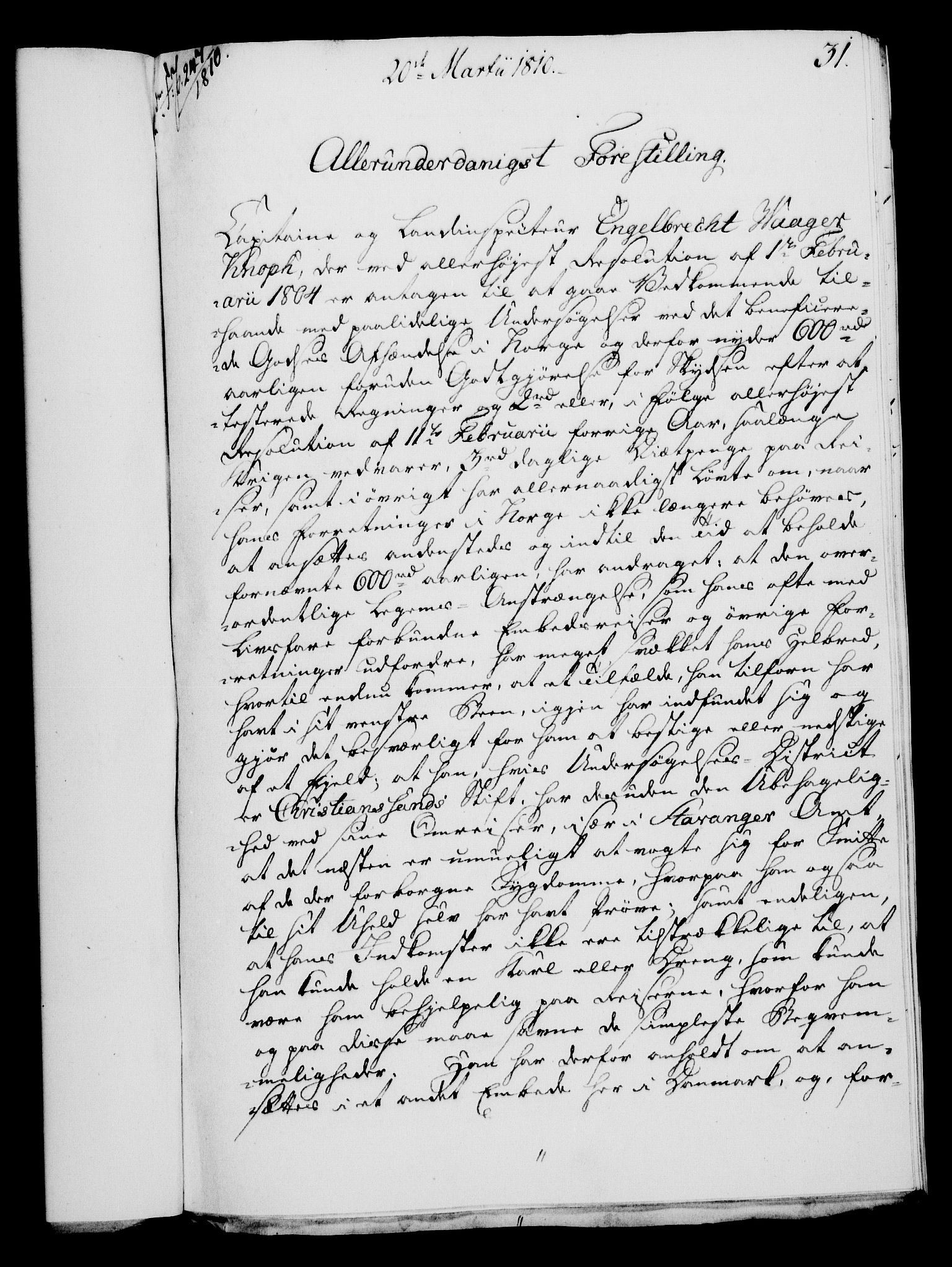 RA, Rentekammeret, Kammerkanselliet, G/Gf/Gfa/L0092: Norsk relasjons- og resolusjonsprotokoll (merket RK 52.92), 1810, s. 117