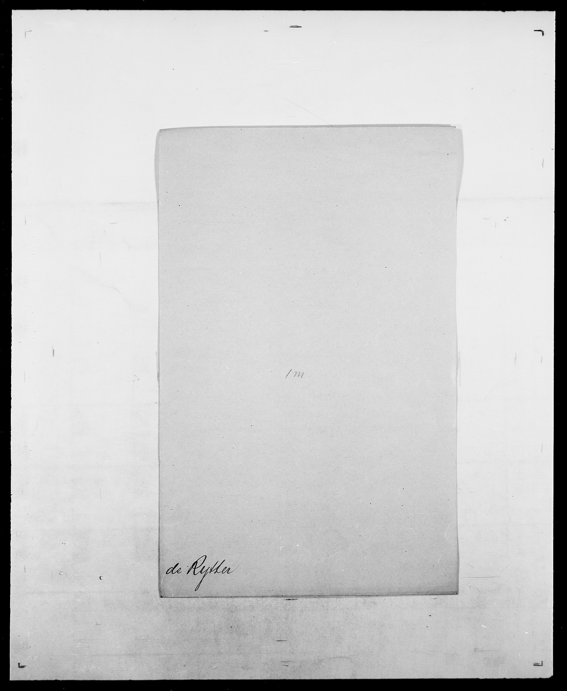 SAO, Delgobe, Charles Antoine - samling, D/Da/L0033: Roald - Røyem, s. 596