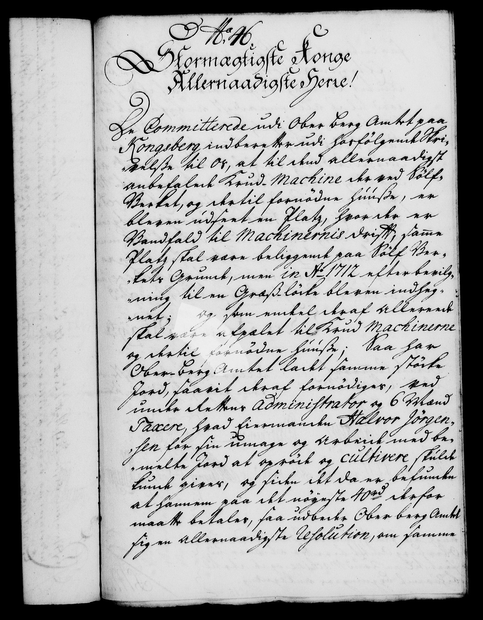 RA, Rentekammeret, Kammerkanselliet, G/Gf/Gfa/L0018: Norsk relasjons- og resolusjonsprotokoll (merket RK 52.18), 1735, s. 323