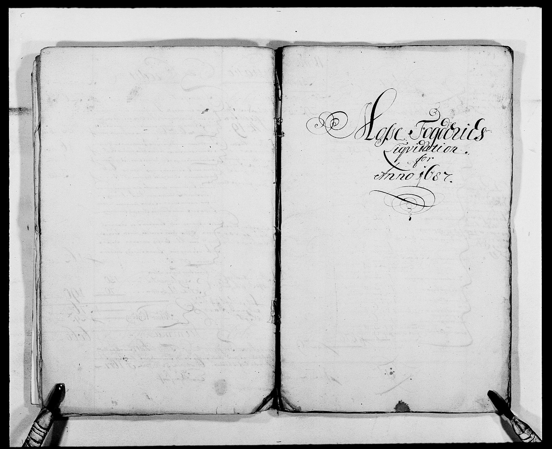 RA, Rentekammeret inntil 1814, Reviderte regnskaper, Fogderegnskap, R02/L0107: Fogderegnskap Moss og Verne kloster, 1685-1691, s. 16