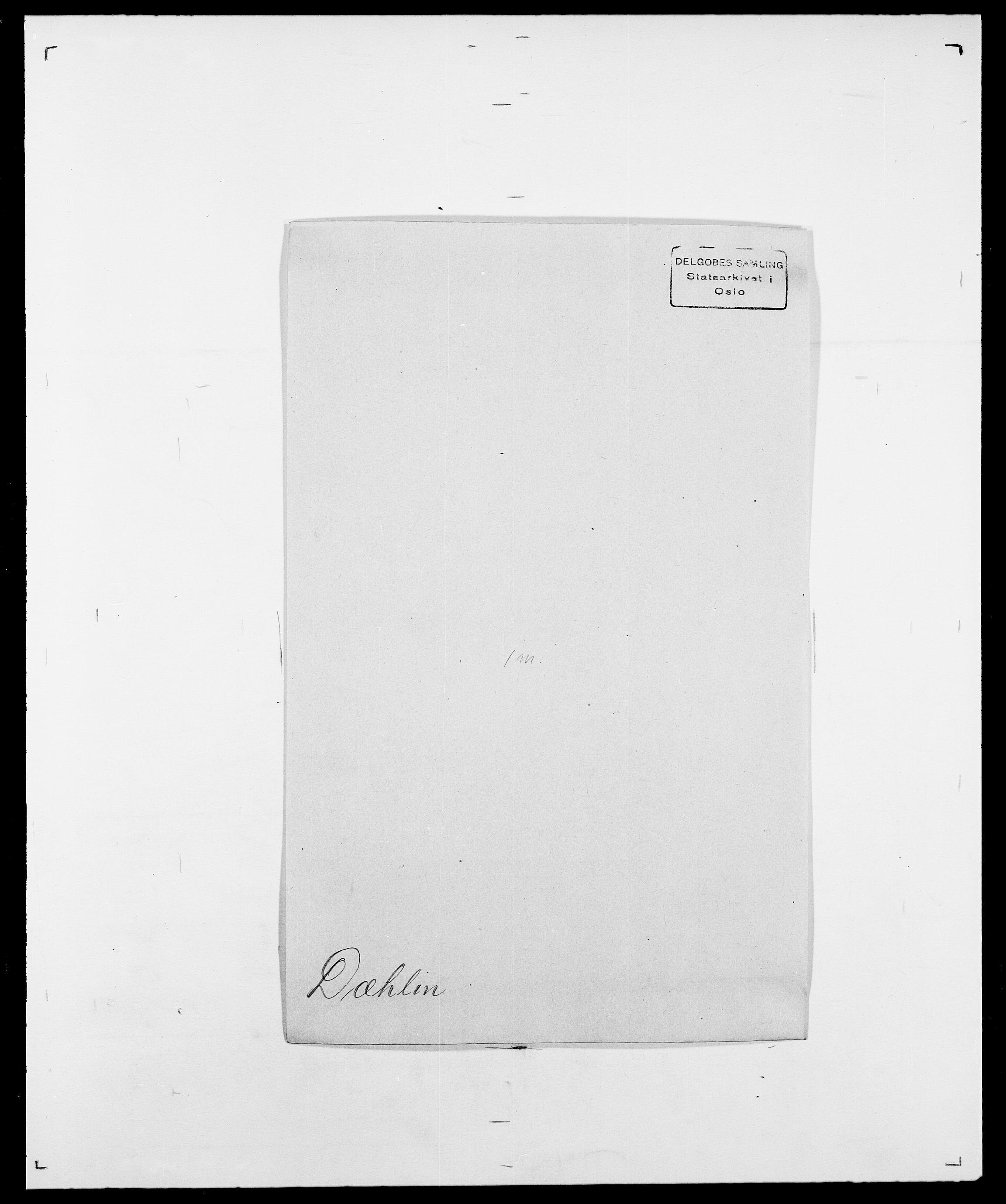 SAO, Delgobe, Charles Antoine - samling, D/Da/L0010: Dürendahl - Fagelund, s. 34