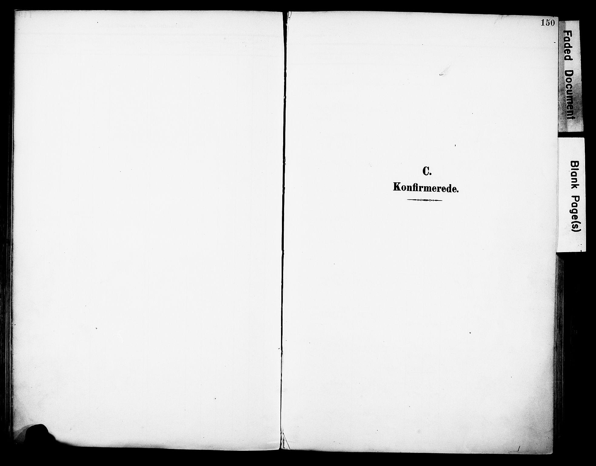 SAH, Vestre Toten prestekontor, Ministerialbok nr. 13, 1895-1911, s. 150