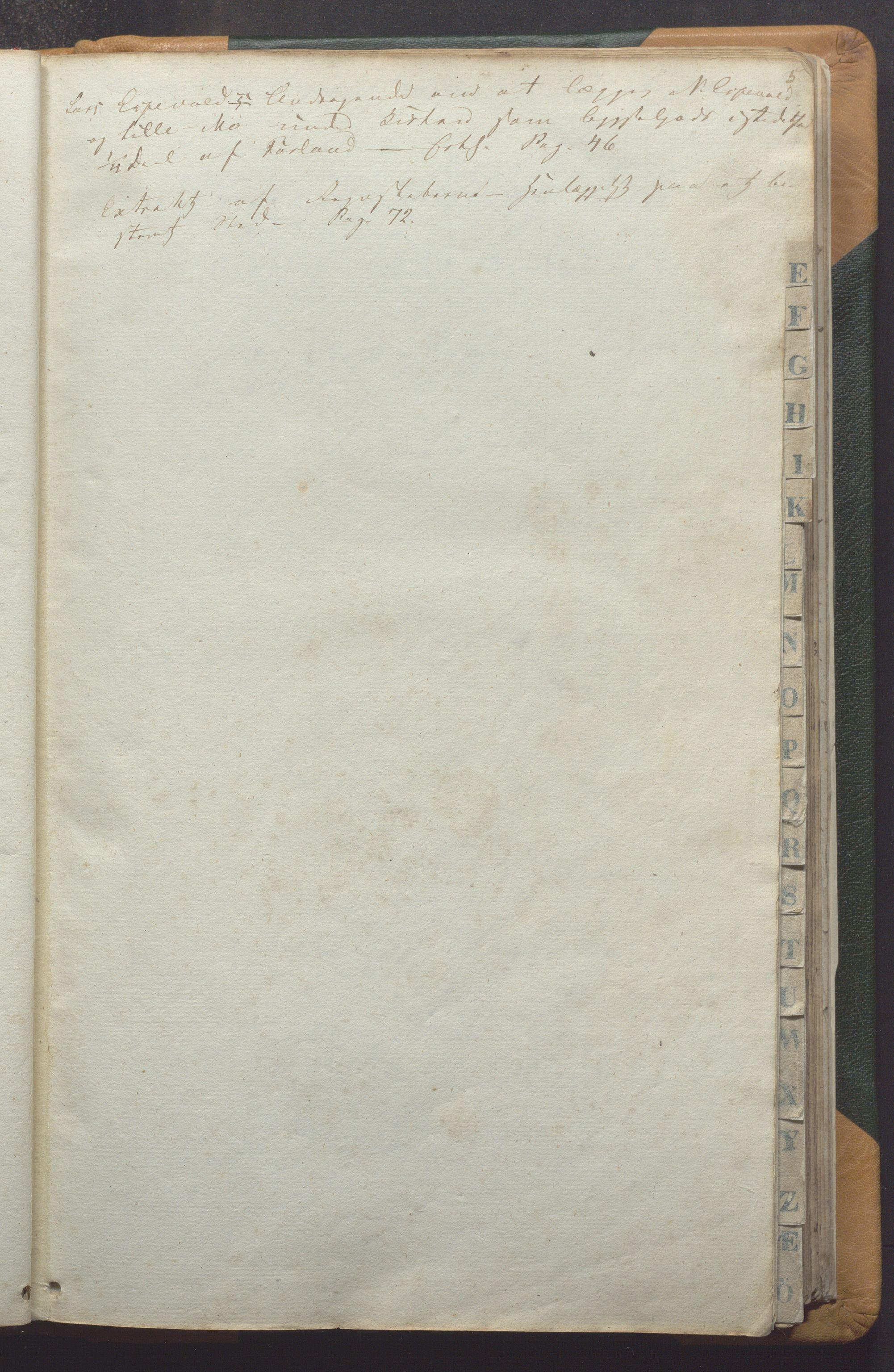 IKAR, Vikedal kommune - Formannskapet, Aaa/L0001: Møtebok, 1837-1874, s. 5