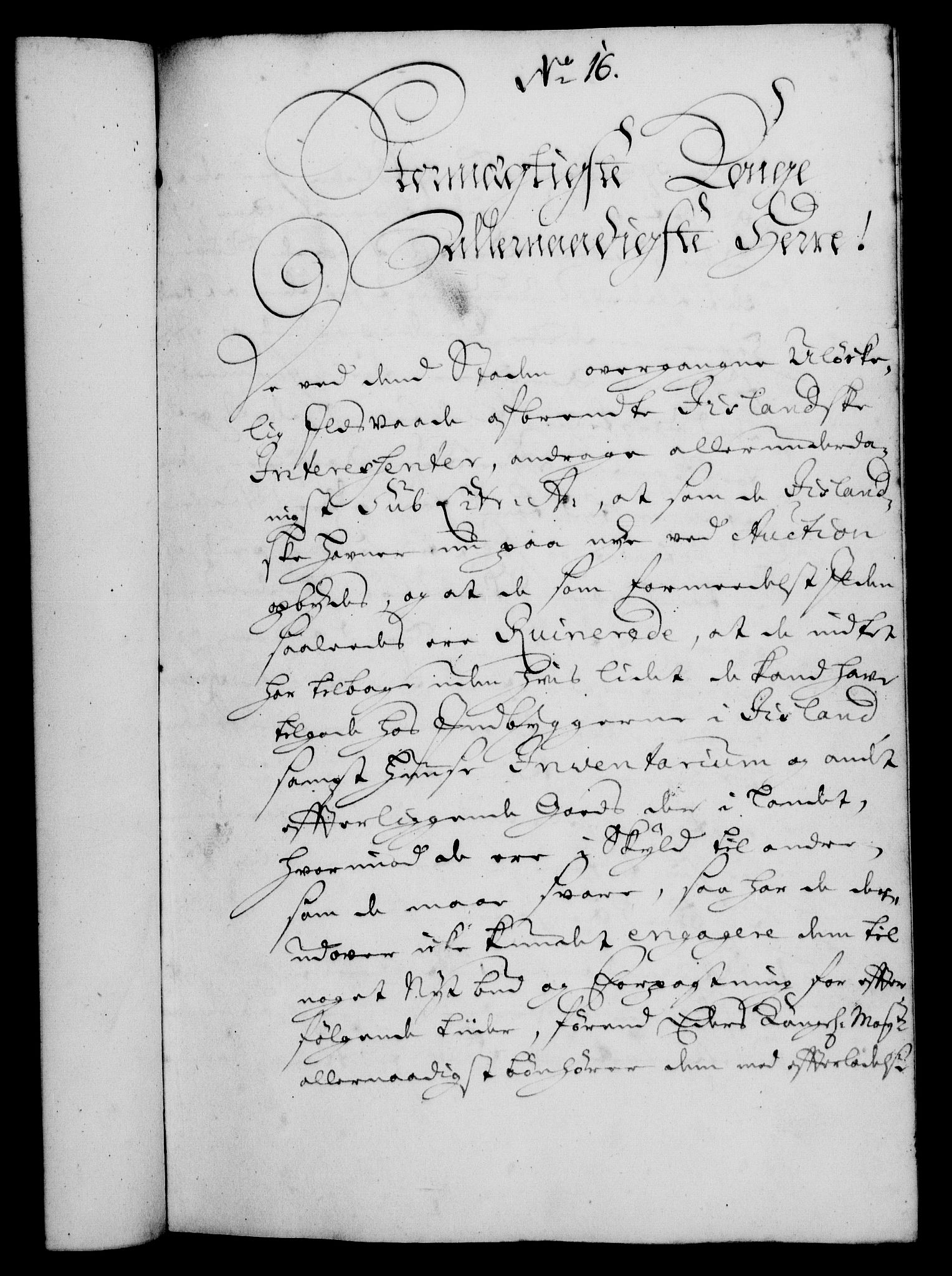 RA, Rentekammeret, Kammerkanselliet, G/Gf/Gfa/L0012: Norsk relasjons- og resolusjonsprotokoll (merket RK 52.12), 1729, s. 97