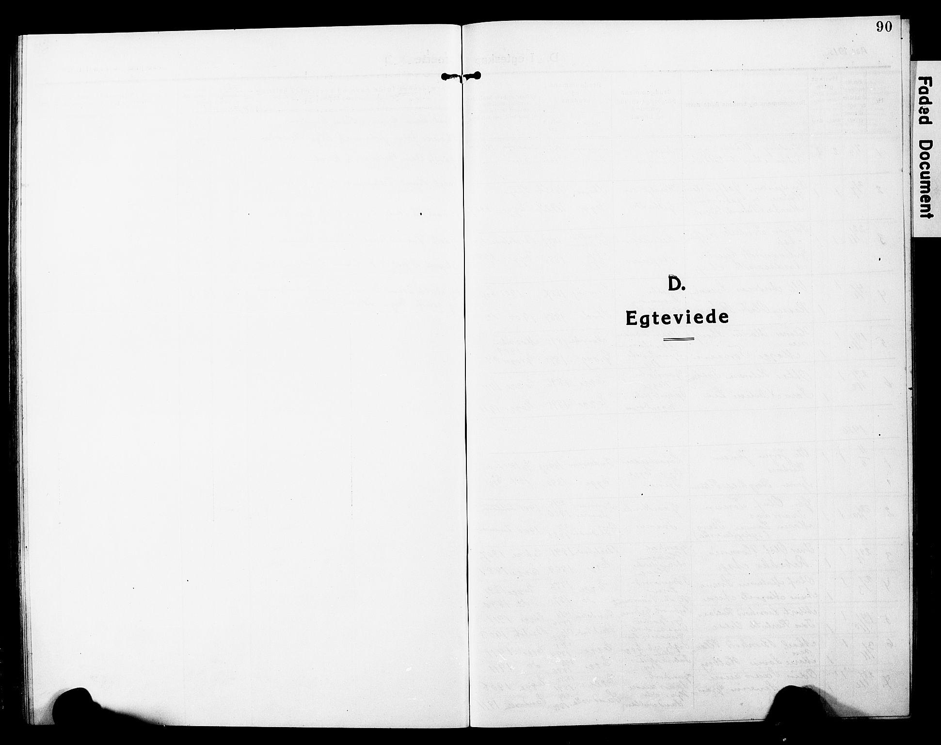 SAT, Ministerialprotokoller, klokkerbøker og fødselsregistre - Nord-Trøndelag, 740/L0382: Klokkerbok nr. 740C03, 1915-1927, s. 90