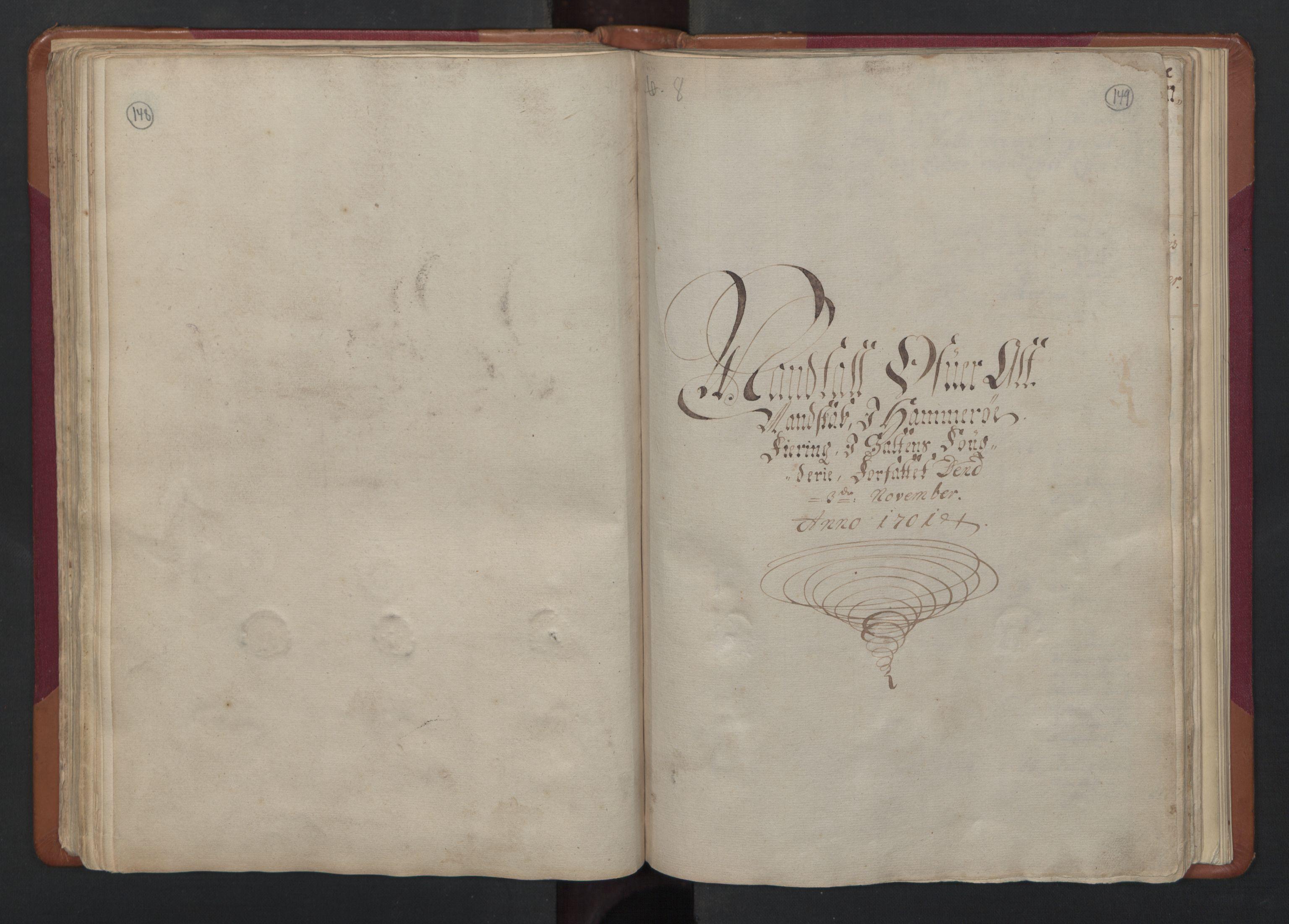 RA, Manntallet 1701, nr. 17: Salten fogderi, 1701, s. 148-149
