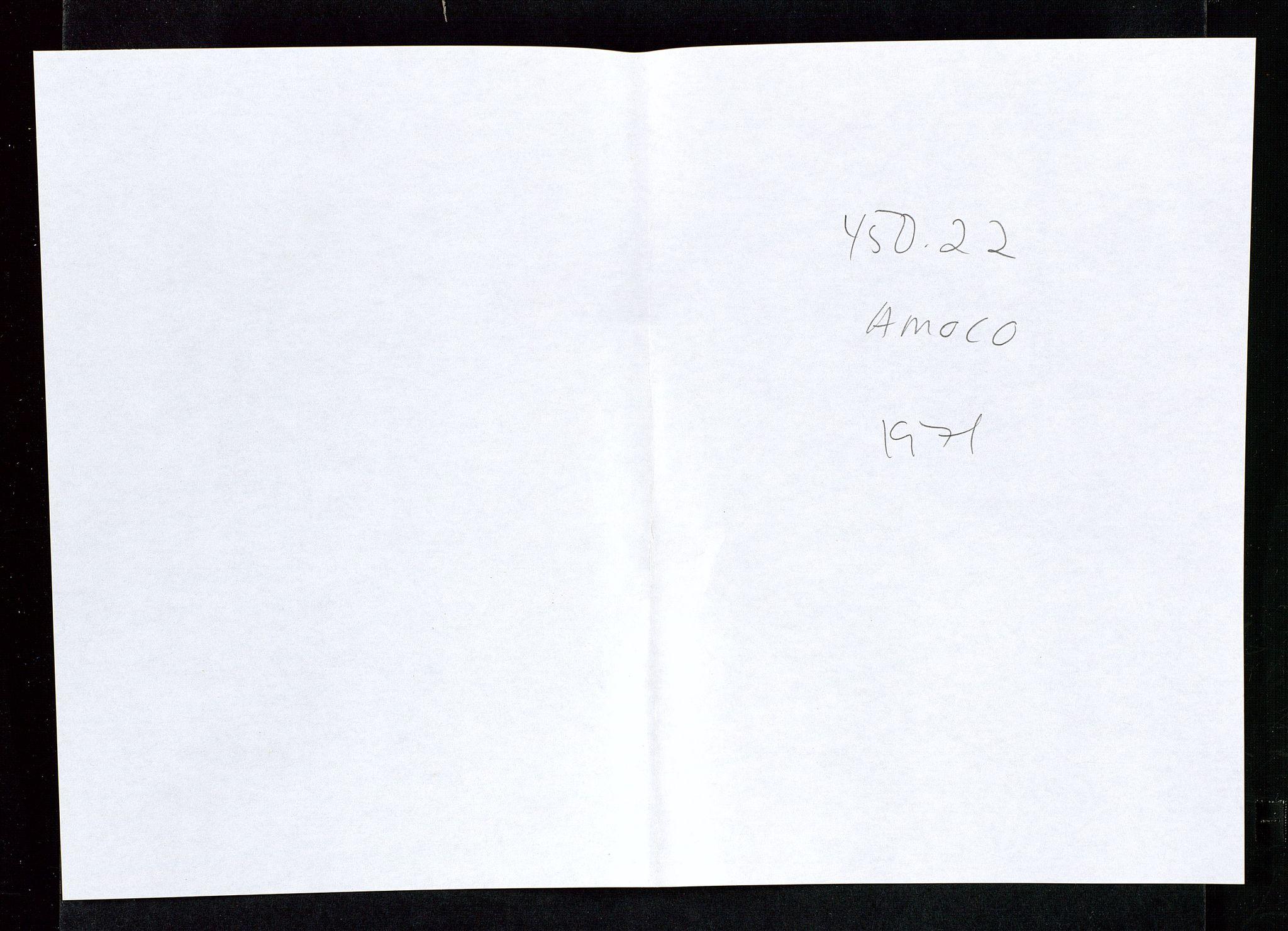 SAST, Industridepartementet, Oljekontoret, Da/L0004: Arkivnøkkel 711 - 712 Utvinningstillatelser, 1970-1971, s. 63