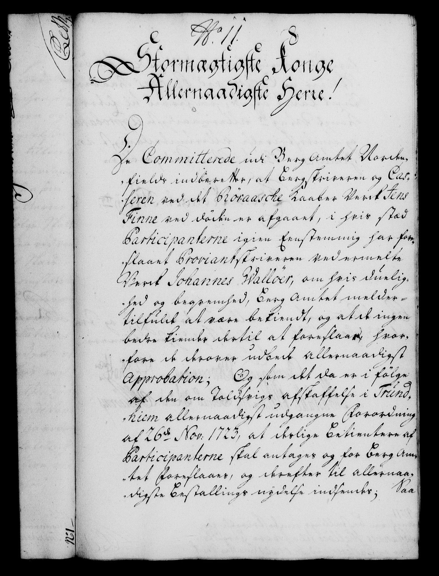 RA, Rentekammeret, Kammerkanselliet, G/Gf/Gfa/L0017: Norsk relasjons- og resolusjonsprotokoll (merket RK 52.17), 1734, s. 69