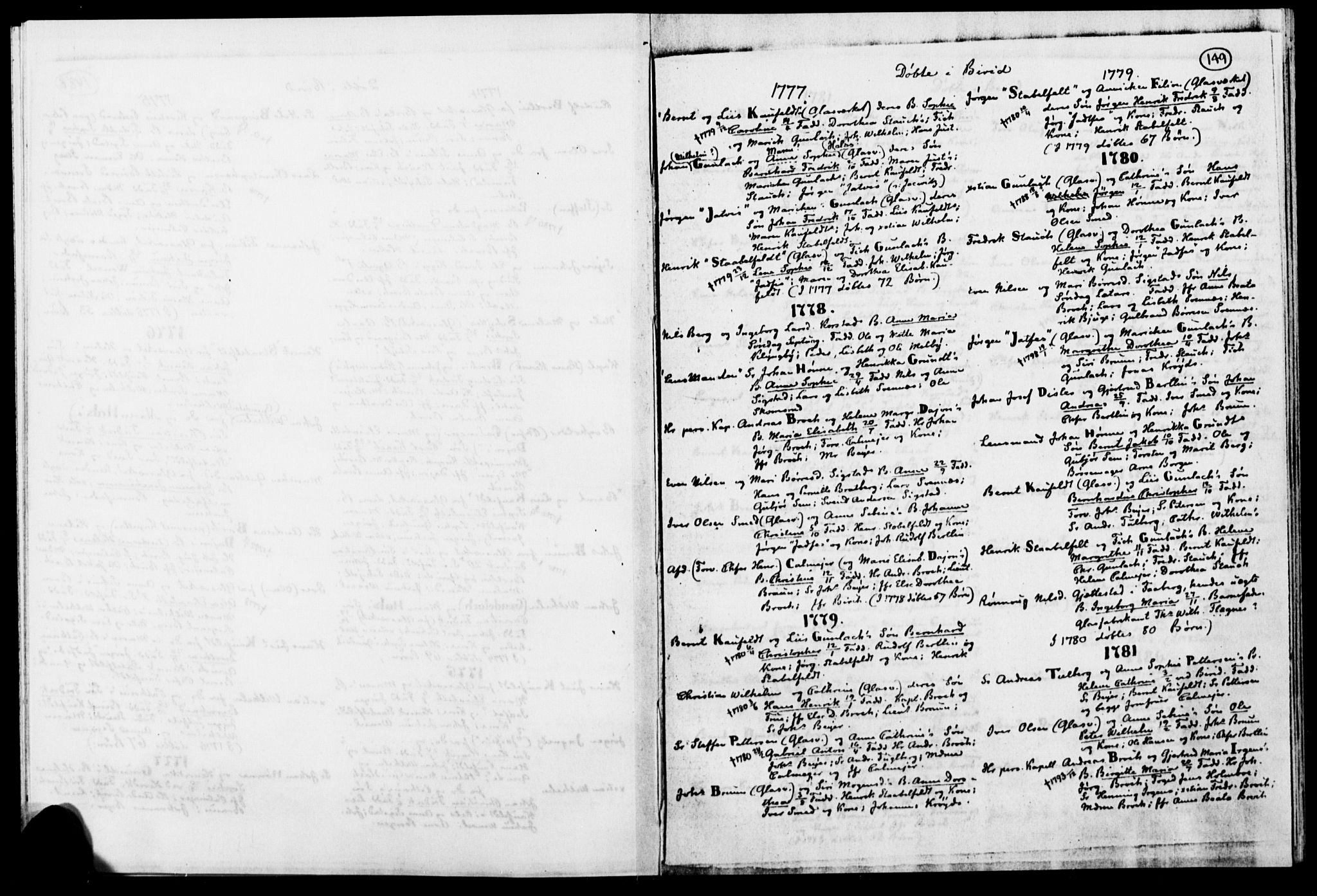 SAH, Biri prestekontor, Ministerialbok, 1730-1879, s. 149