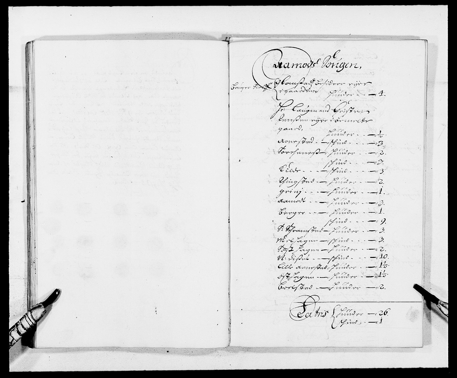 RA, Rentekammeret inntil 1814, Reviderte regnskaper, Fogderegnskap, R13/L0809: Fogderegnskap Solør, Odal og Østerdal, 1675, s. 332