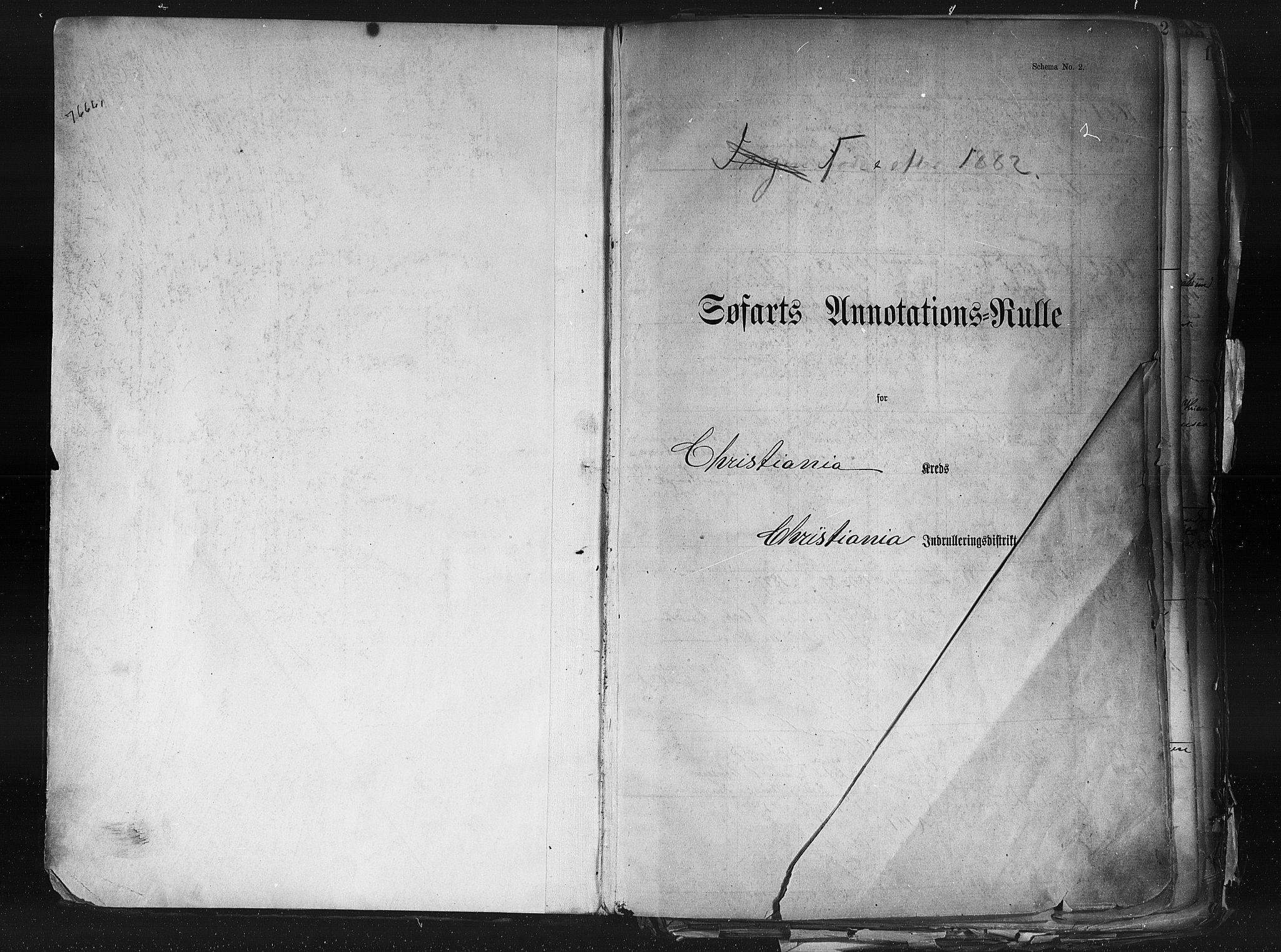 SAO, Oslo mønstringskontor, F/Fc/Fca/L0004: Annotasjonsrulle, 1897-1908, s. upaginert
