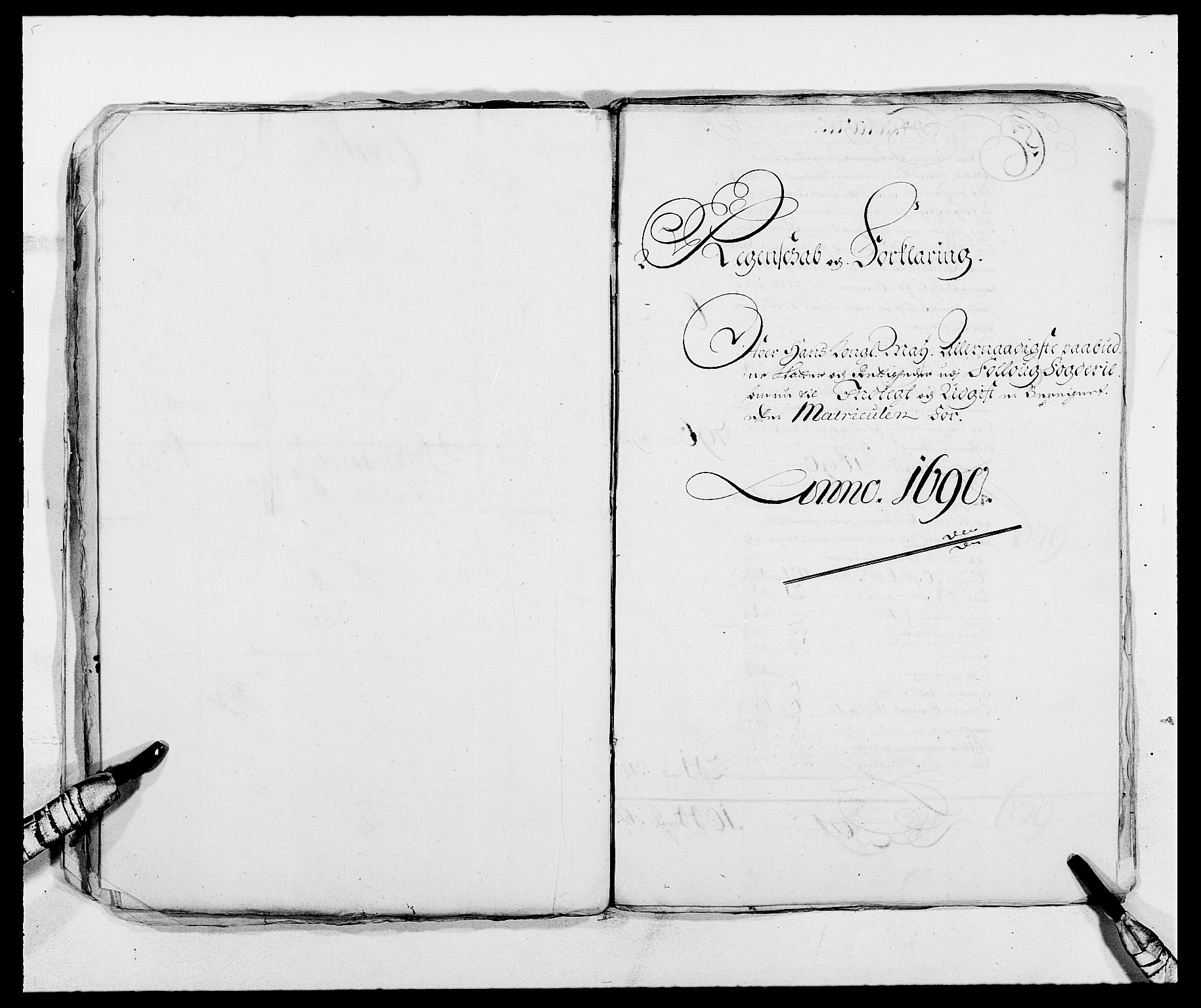 RA, Rentekammeret inntil 1814, Reviderte regnskaper, Fogderegnskap, R09/L0436: Fogderegnskap Follo, 1685-1691, s. 31