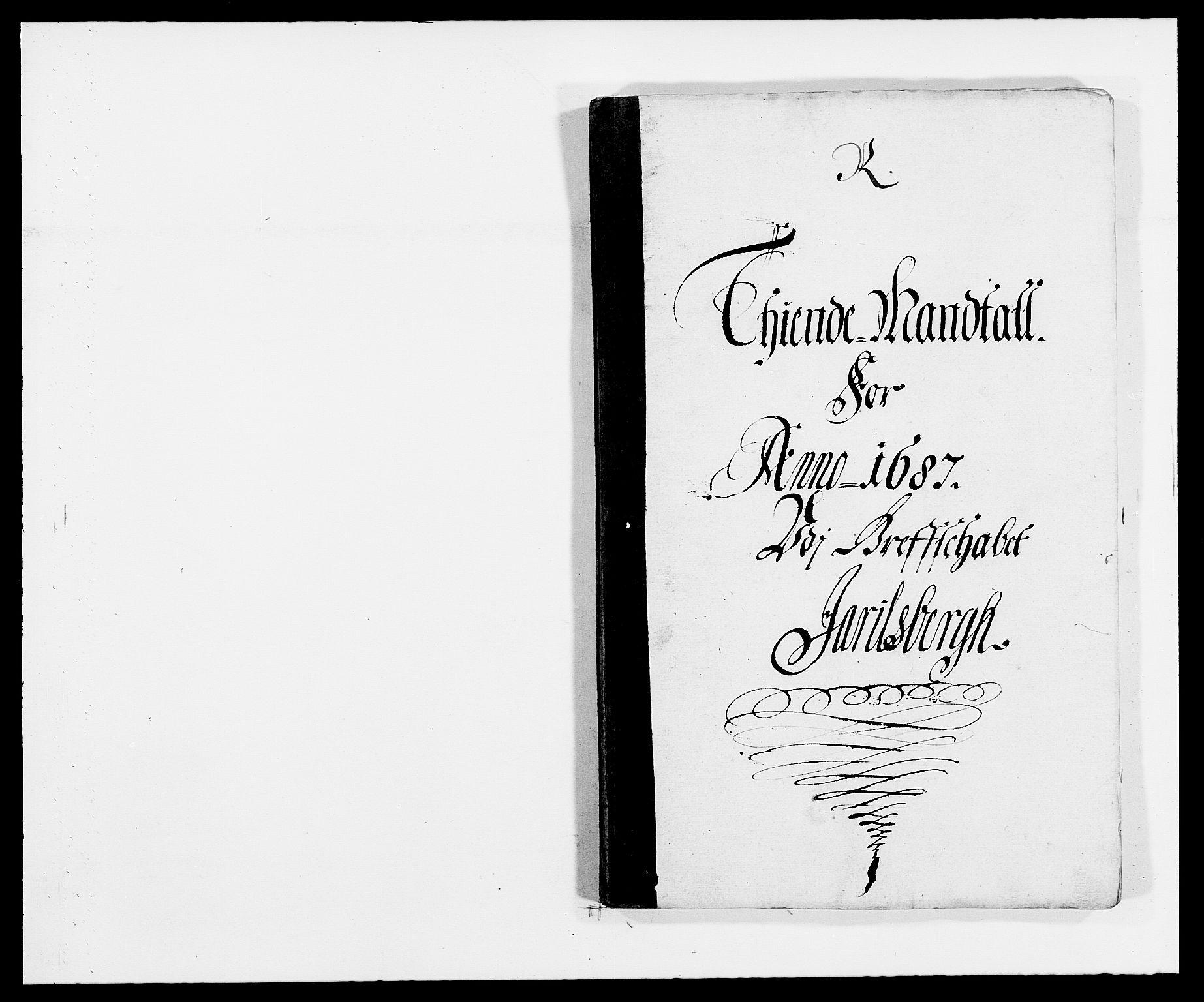 RA, Rentekammeret inntil 1814, Reviderte regnskaper, Fogderegnskap, R32/L1858: Fogderegnskap Jarlsberg grevskap, 1686-1690, s. 231