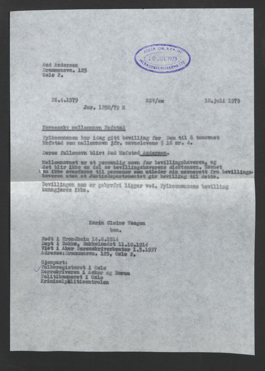 SAO, Aker sorenskriveri, L/Lc/Lcb/L0009: Vigselprotokoll, 1936-1937, s. upaginert