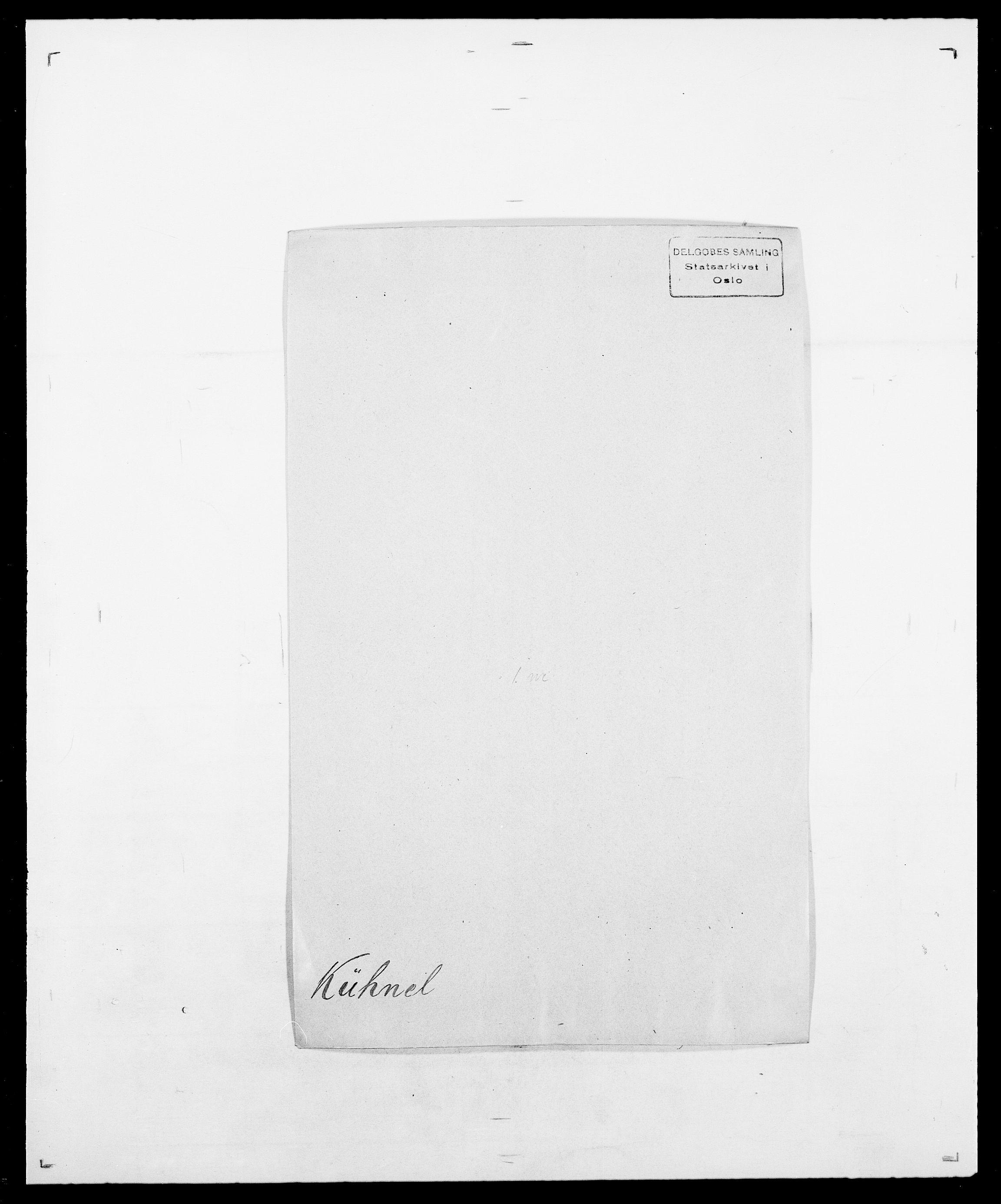 SAO, Delgobe, Charles Antoine - samling, D/Da/L0022: Krog - Lasteen, s. 265