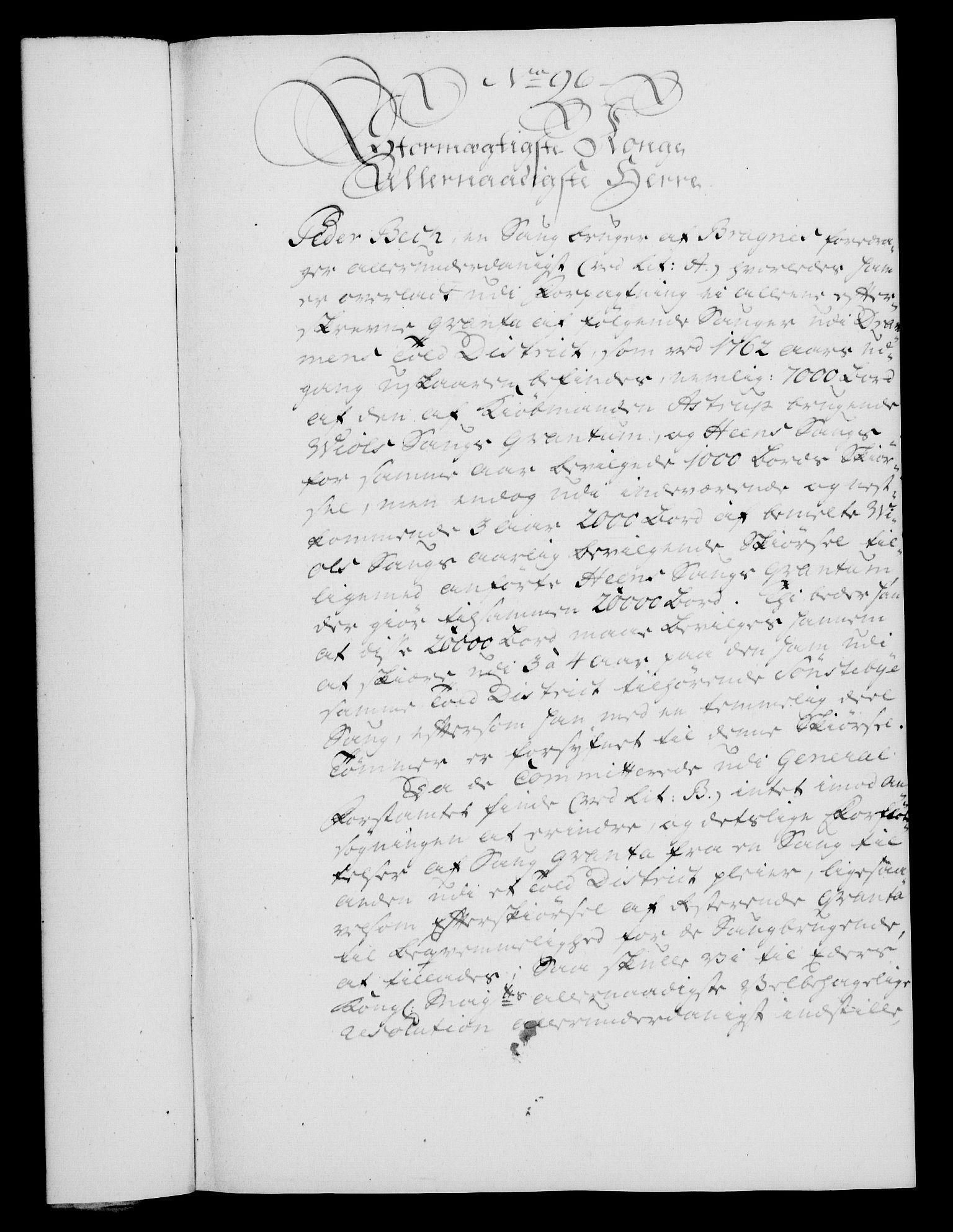 RA, Rentekammeret, Kammerkanselliet, G/Gf/Gfa/L0045: Norsk relasjons- og resolusjonsprotokoll (merket RK 52.45), 1763, s. 405
