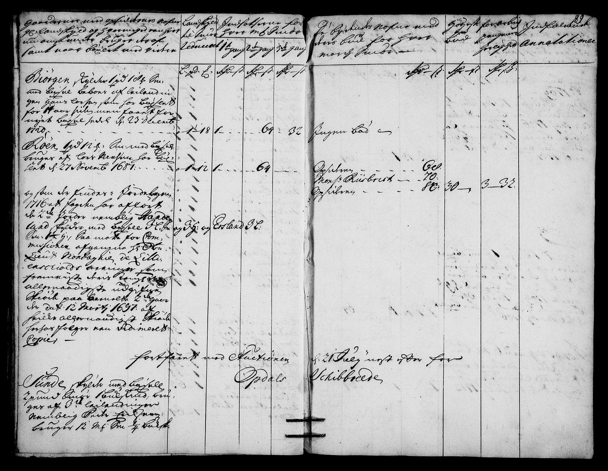 RA, Rentekammeret inntil 1814, Realistisk ordnet avdeling, On/L0003: [Jj 4]: Kommisjonsforretning over Vilhelm Hanssøns forpaktning av Halsnøy klosters gods, 1721-1729, s. 417