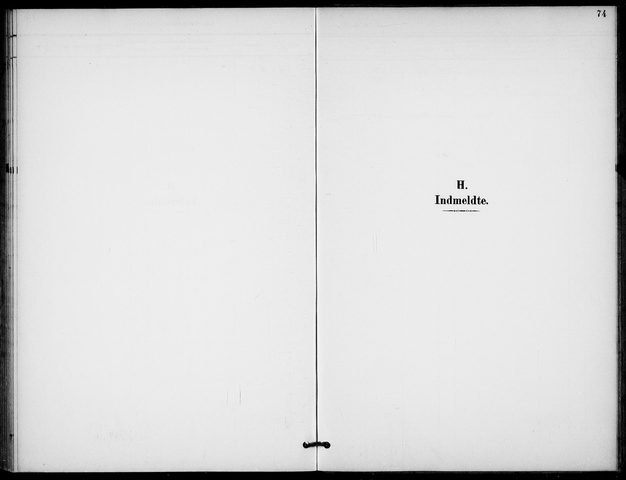 SAKO, Lunde kirkebøker, F/Fb/L0004: Ministerialbok nr. II 4, 1892-1907, s. 74