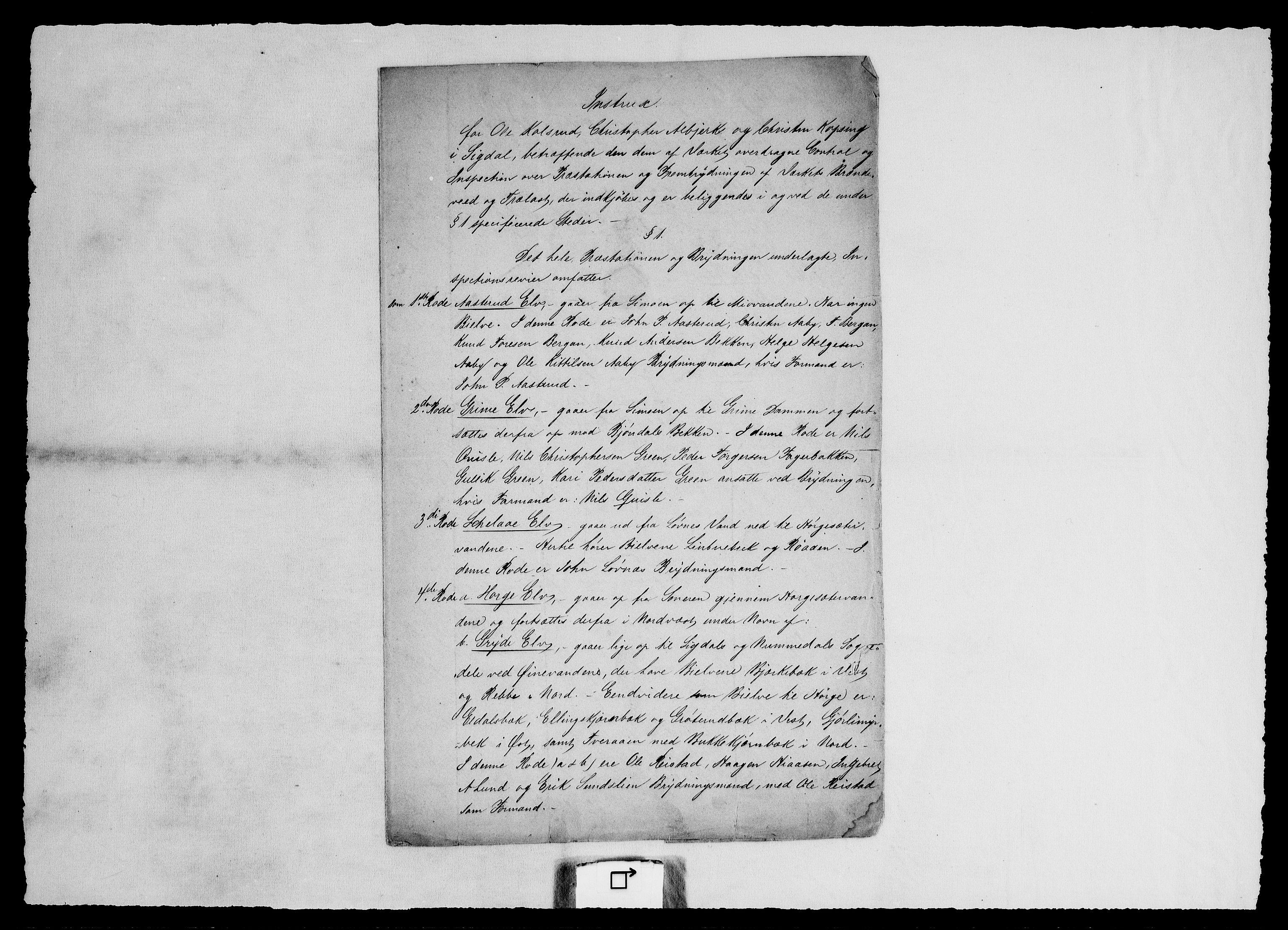 RA, Modums Blaafarveværk, G/Ge/L0367, 1791-1854, s. 2