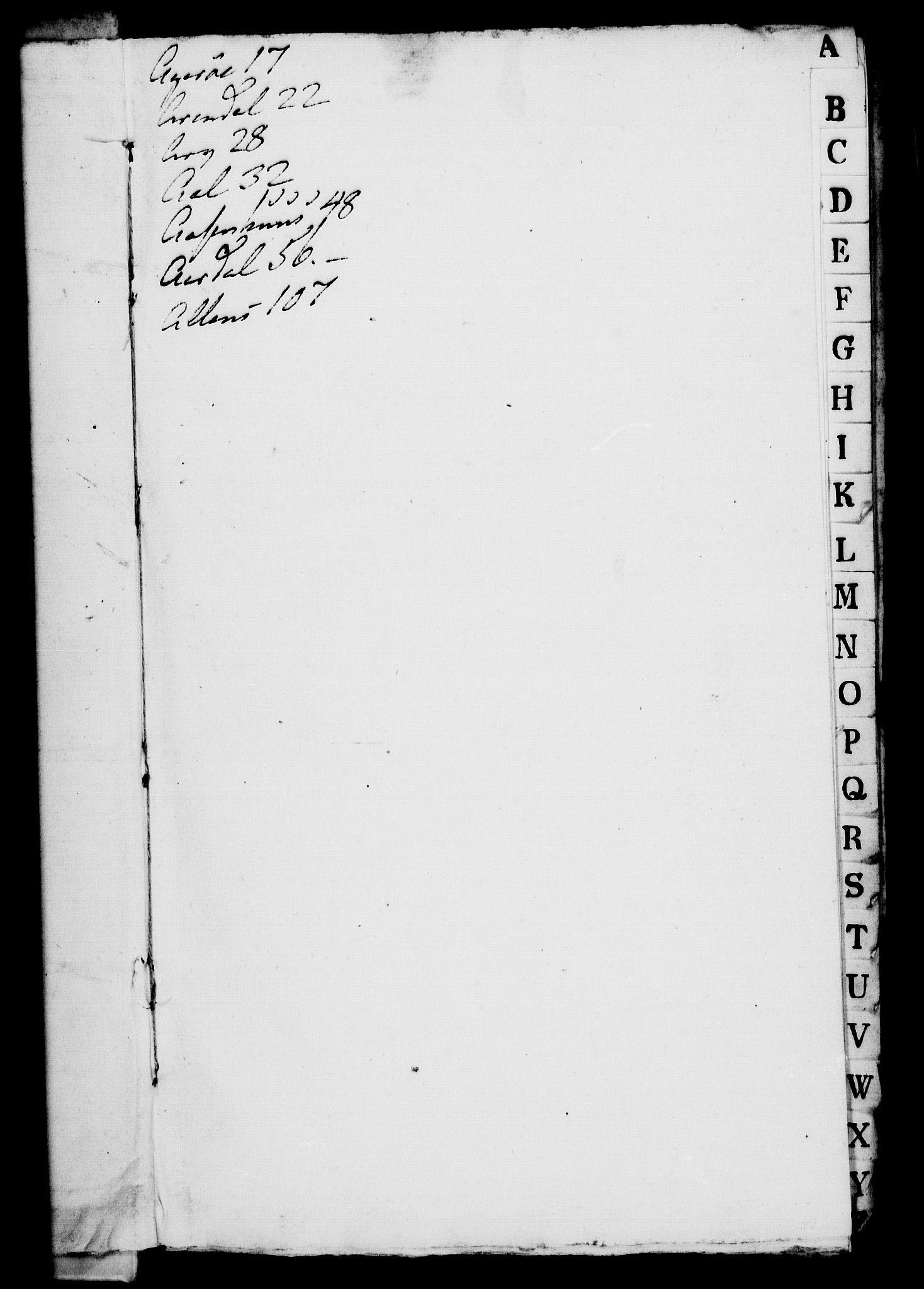 RA, Rentekammeret, Kammerkanselliet, G/Gf/Gfa/L0024: Norsk relasjons- og resolusjonsprotokoll (merket RK 52.24), 1741, s. 3
