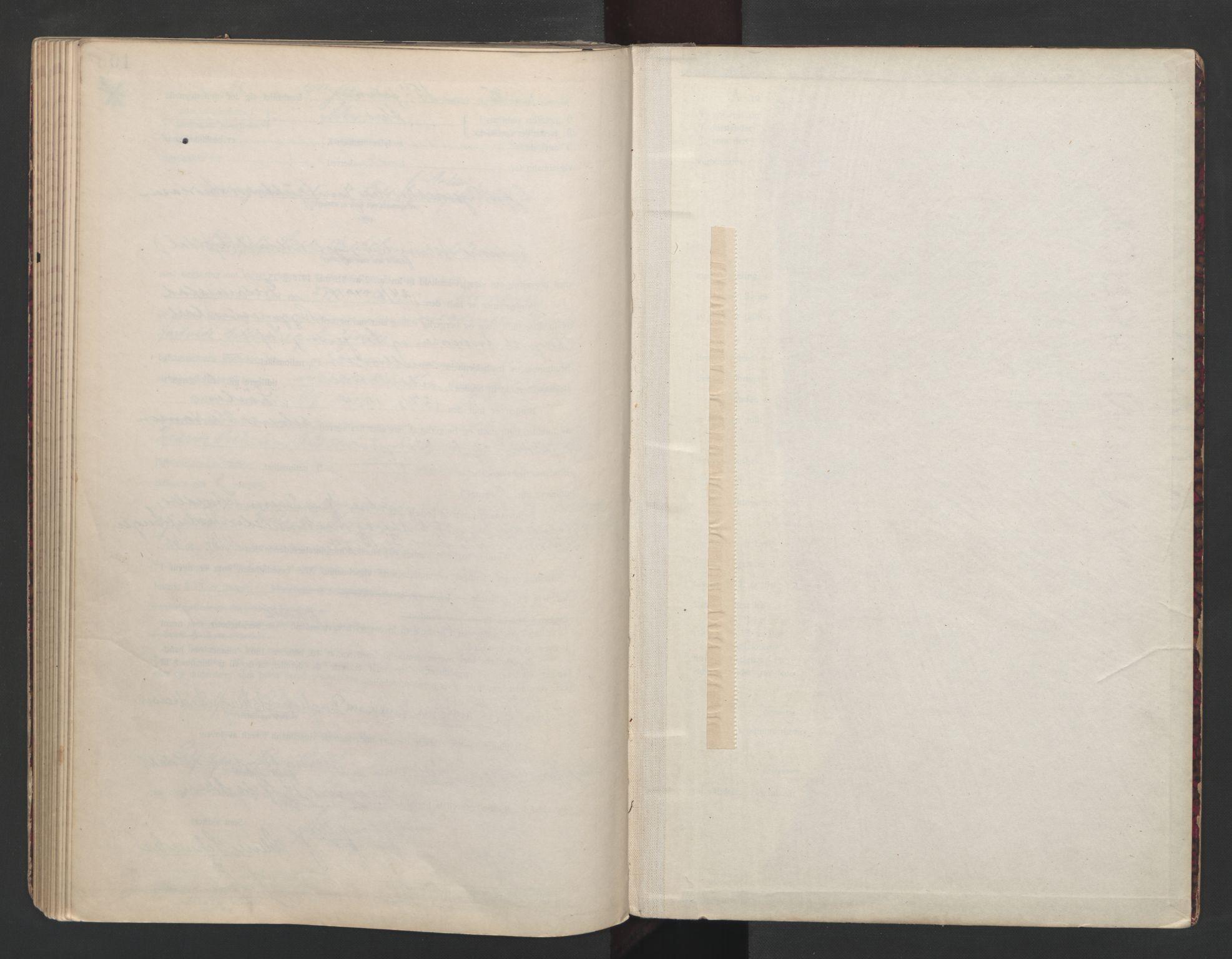 SAO, Aker sorenskriveri, L/Lc/Lcb/L0007: Vigselprotokoll, 1933-1935, s. upaginert