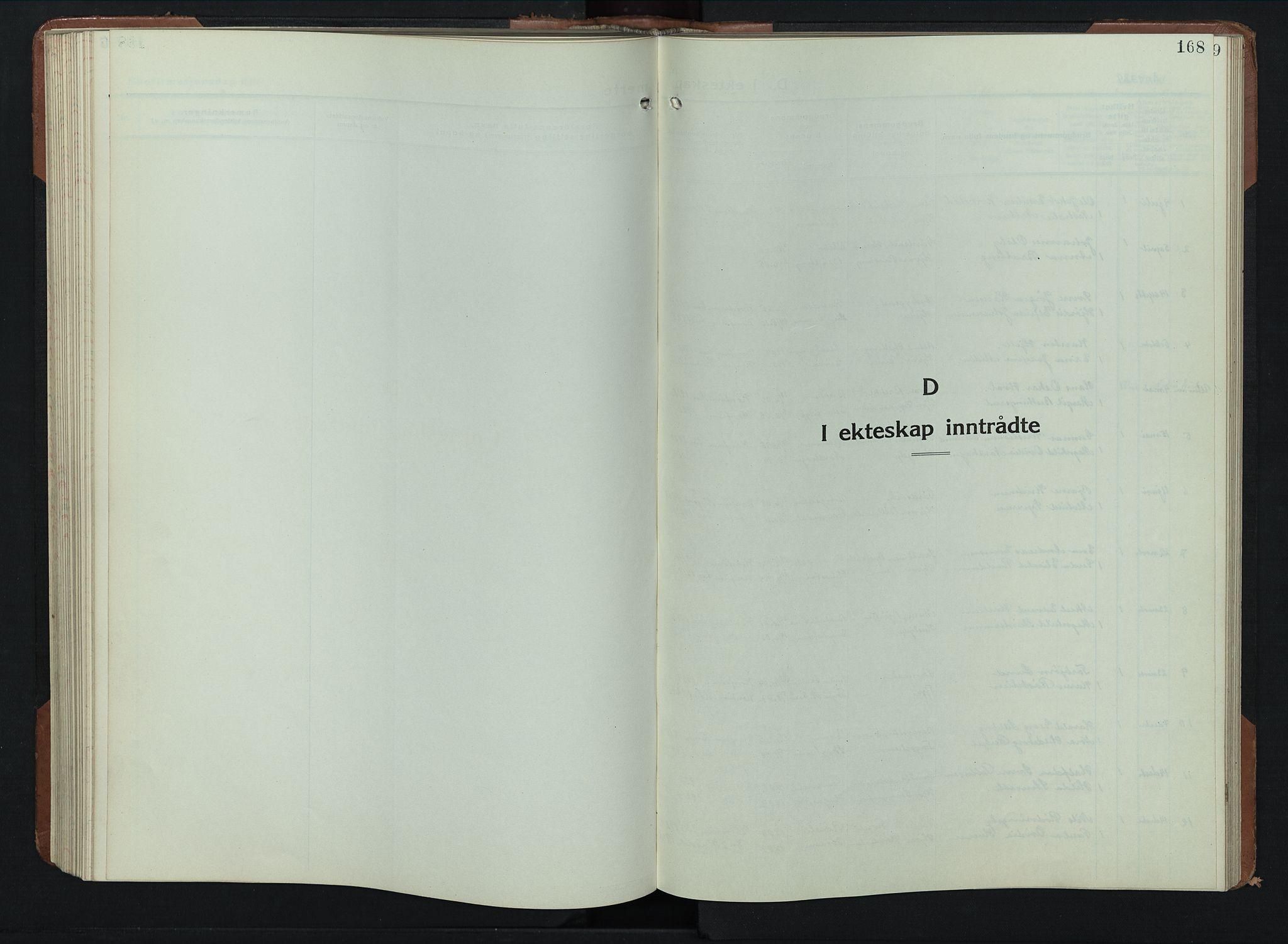 SAH, Balke prestekontor, Klokkerbok nr. 2, 1929-1951, s. 168