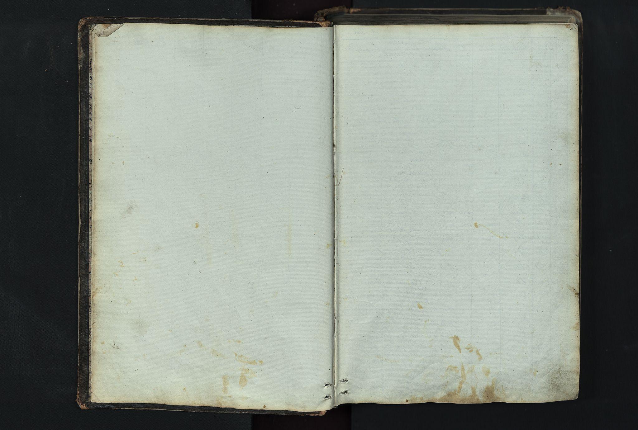 SAH, Vang prestekontor, Valdres, Klokkerbok nr. 4, 1835-1892, s. 2