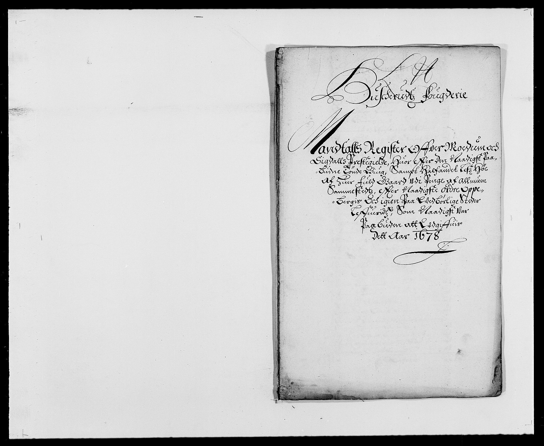 RA, Rentekammeret inntil 1814, Reviderte regnskaper, Fogderegnskap, R25/L1674: Fogderegnskap Buskerud, 1678-1681, s. 154