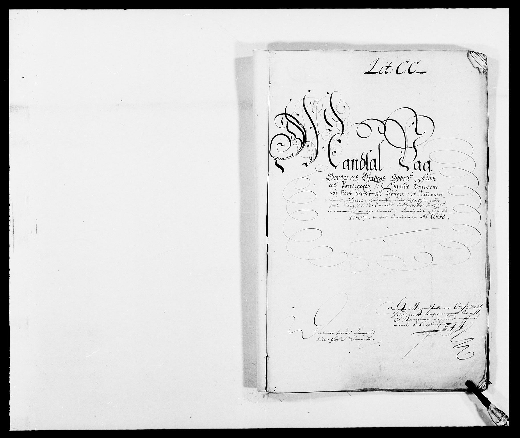 RA, Rentekammeret inntil 1814, Reviderte regnskaper, Fogderegnskap, R35/L2057: Fogderegnskap Øvre og Nedre Telemark, 1666-1667, s. 290