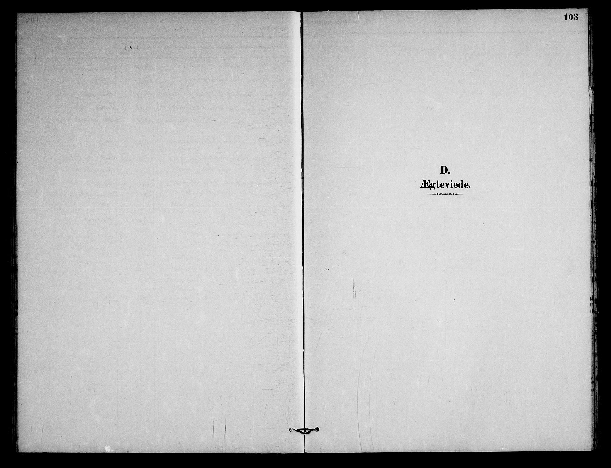 SAKO, Nissedal kirkebøker, G/Gb/L0003: Klokkerbok nr. II 3, 1893-1928, s. 103