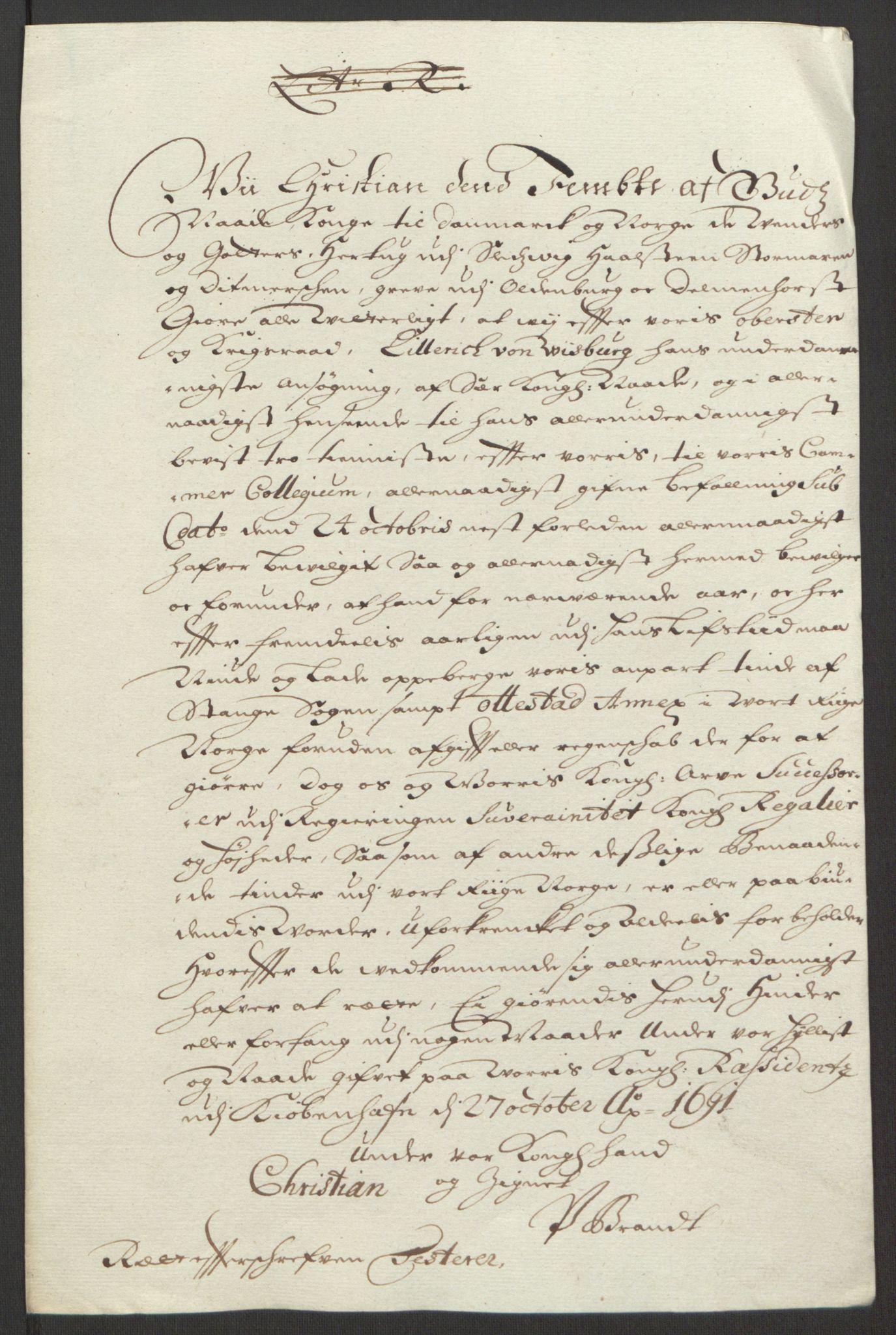 RA, Rentekammeret inntil 1814, Reviderte regnskaper, Fogderegnskap, R16/L1034: Fogderegnskap Hedmark, 1693, s. 63