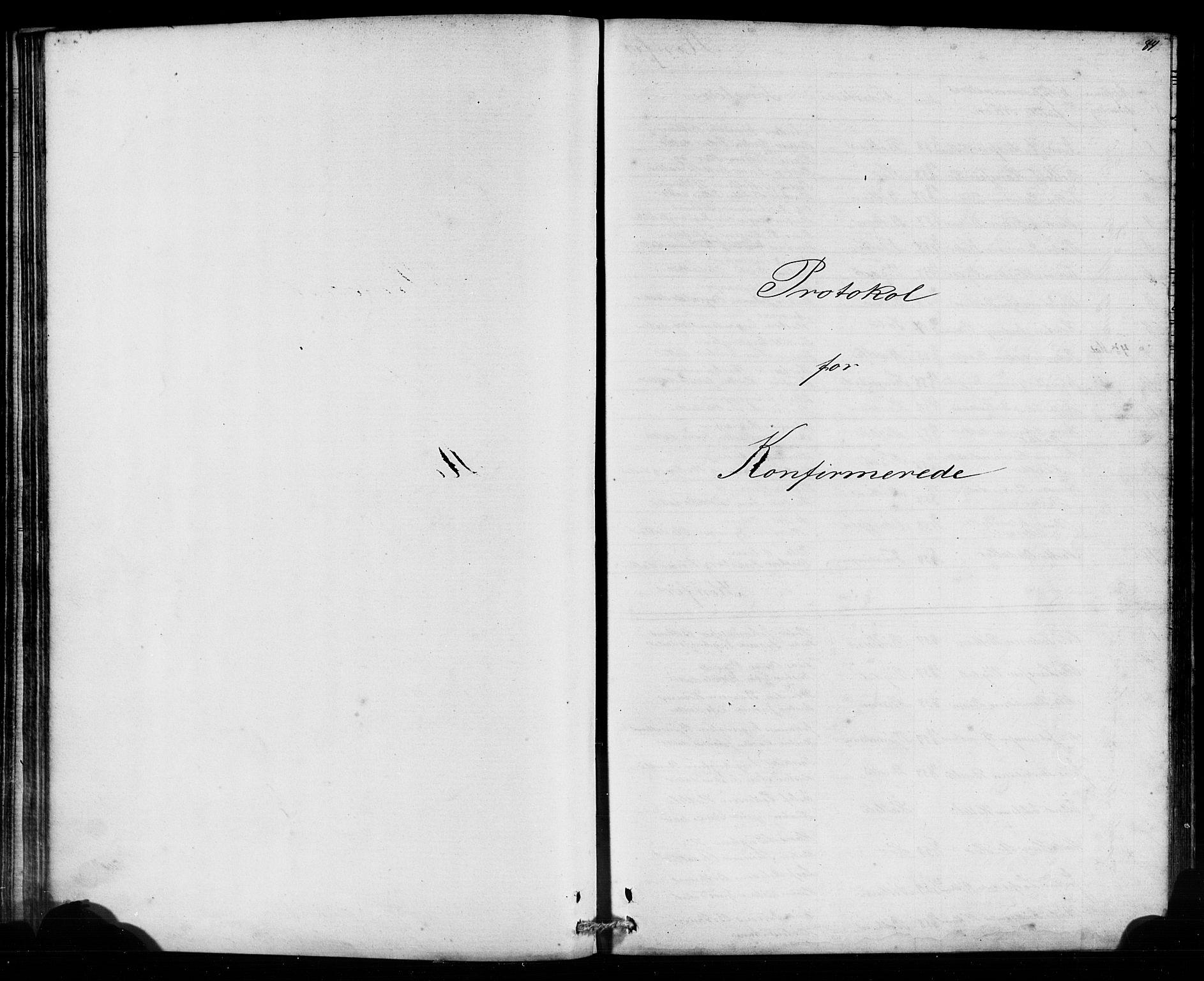 SAB, Leikanger Sokneprestembete, Klokkerbok nr. B 1, 1873-1908, s. 84