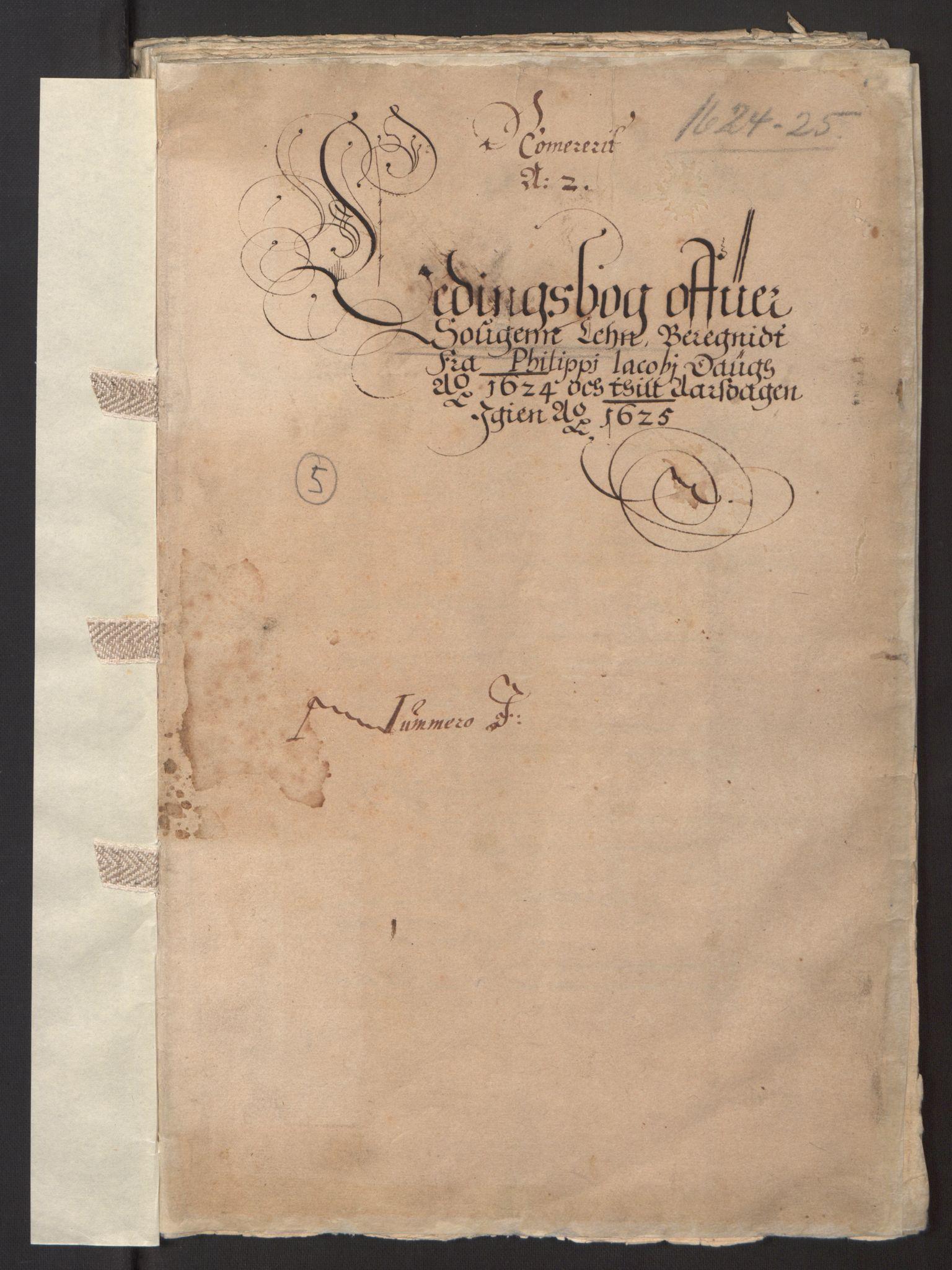 RA, Stattholderembetet 1572-1771, Ek/L0003: Jordebøker til utlikning av garnisonsskatt 1624-1626:, 1624-1625, s. 116