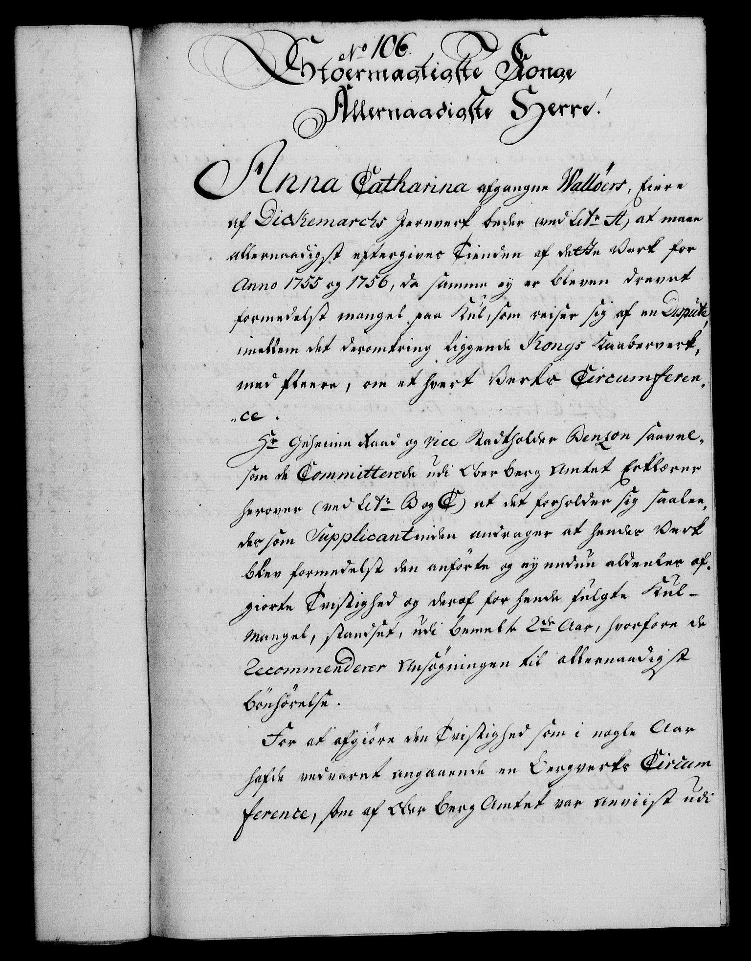 RA, Rentekammeret, Kammerkanselliet, G/Gf/Gfa/L0042: Norsk relasjons- og resolusjonsprotokoll (merket RK 52.42), 1760, s. 382