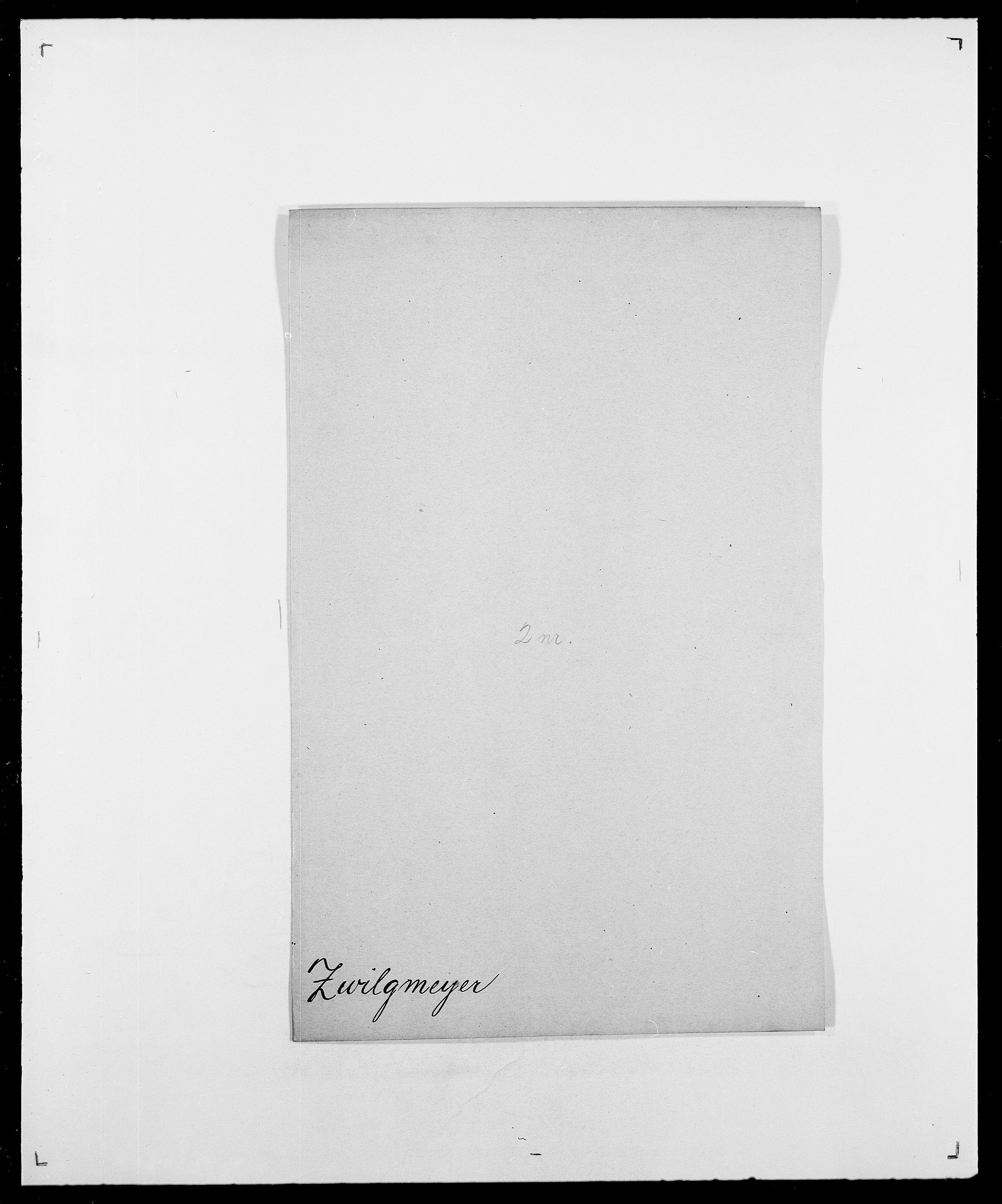 SAO, Delgobe, Charles Antoine - samling, D/Da/L0043: Wulfsberg - v. Zanten, s. 214