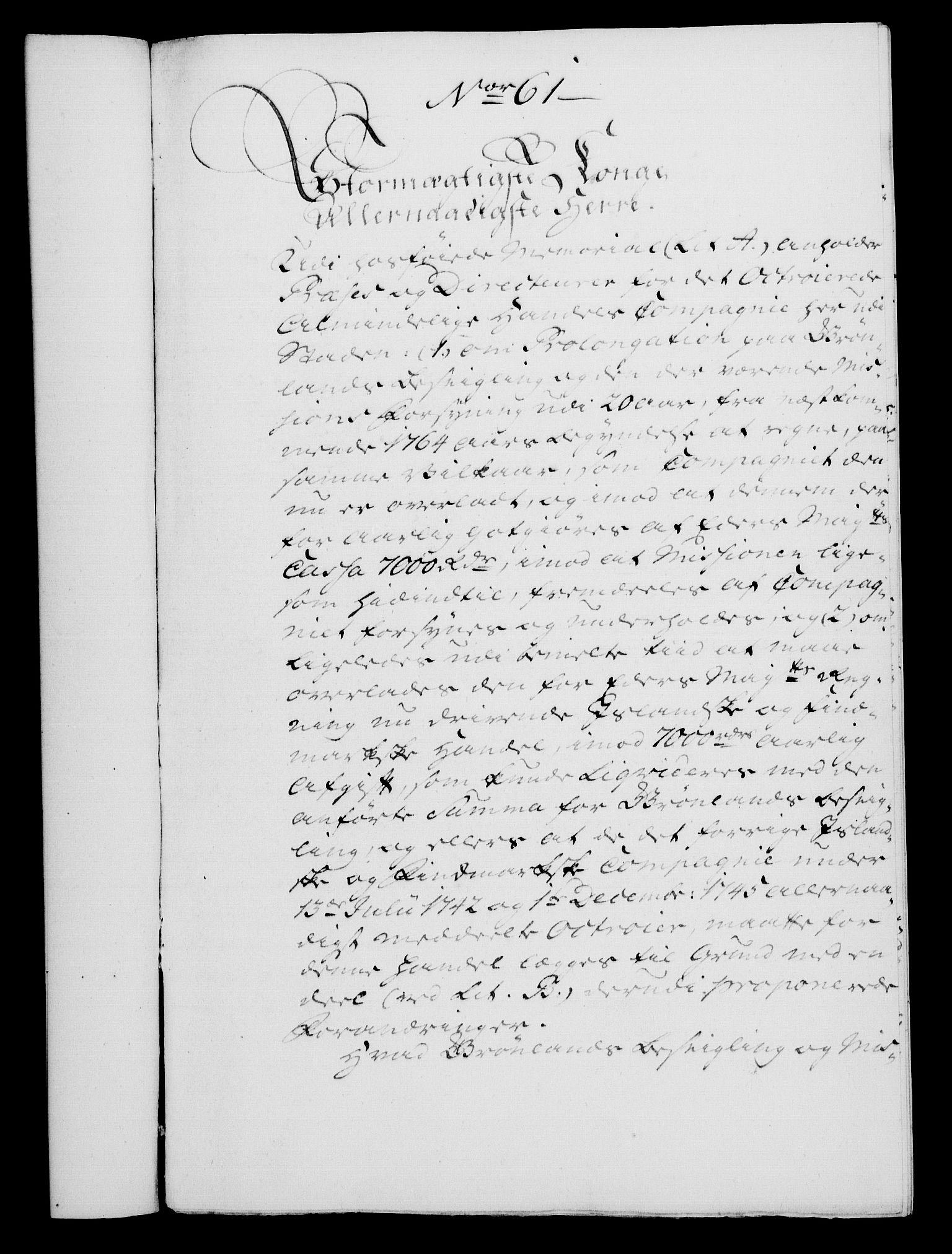 RA, Rentekammeret, Kammerkanselliet, G/Gf/Gfa/L0045: Norsk relasjons- og resolusjonsprotokoll (merket RK 52.45), 1763, s. 257