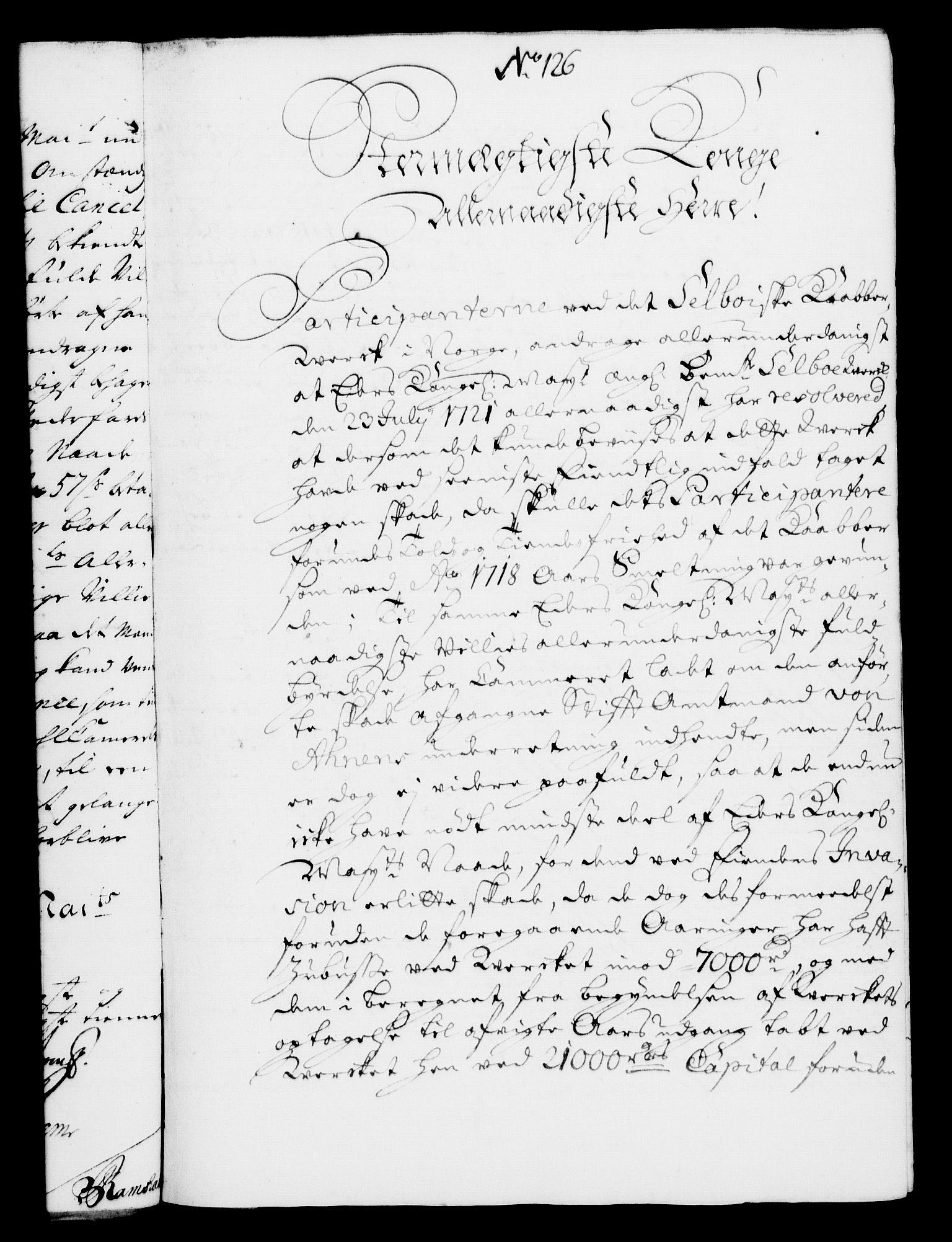 RA, Rentekammeret, Kammerkanselliet, G/Gf/Gfa/L0008: Norsk relasjons- og resolusjonsprotokoll (merket RK 52.8), 1725, s. 695