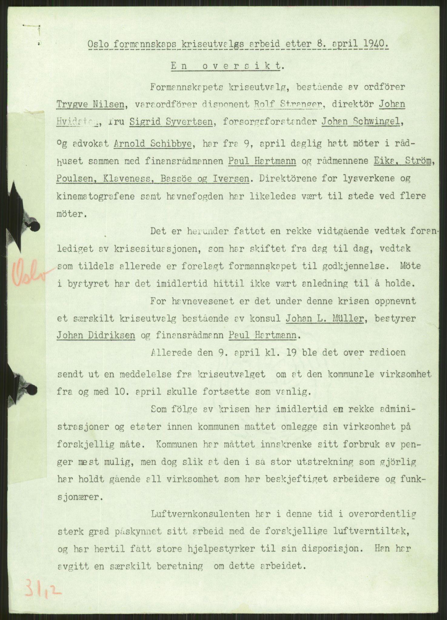 RA, Forsvaret, Forsvarets krigshistoriske avdeling, Y/Ya/L0013: II-C-11-31 - Fylkesmenn.  Rapporter om krigsbegivenhetene 1940., 1940, s. 527