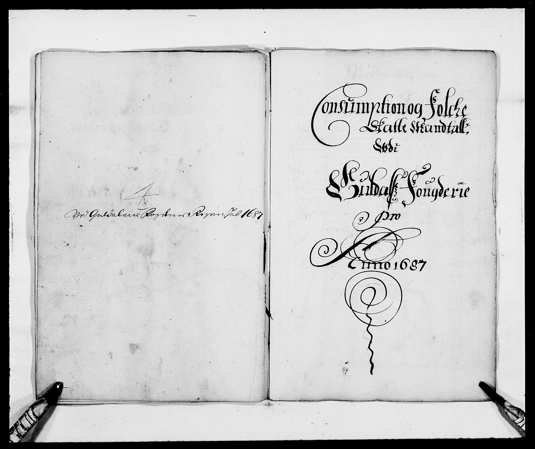 RA, Rentekammeret inntil 1814, Reviderte regnskaper, Fogderegnskap, R59/L3939: Fogderegnskap Gauldal, 1687-1688, s. 19