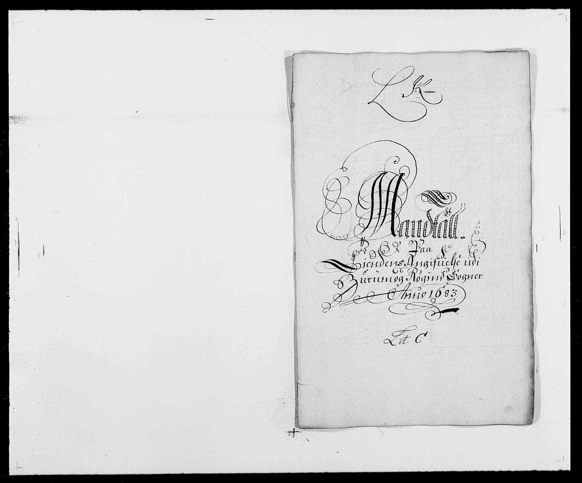 RA, Rentekammeret inntil 1814, Reviderte regnskaper, Fogderegnskap, R29/L1692: Fogderegnskap Hurum og Røyken, 1682-1687, s. 131