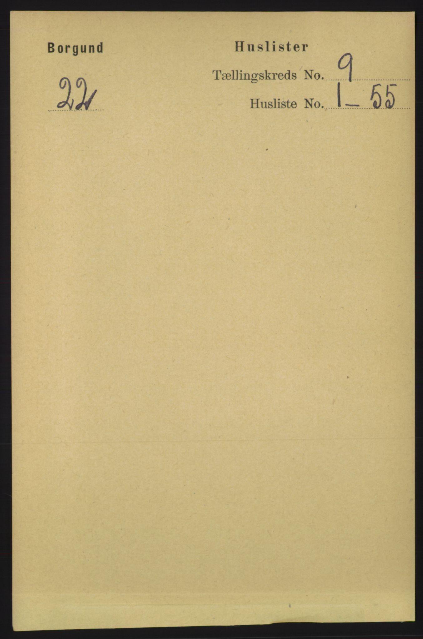 RA, Folketelling 1891 for 1531 Borgund herred, 1891, s. 2214