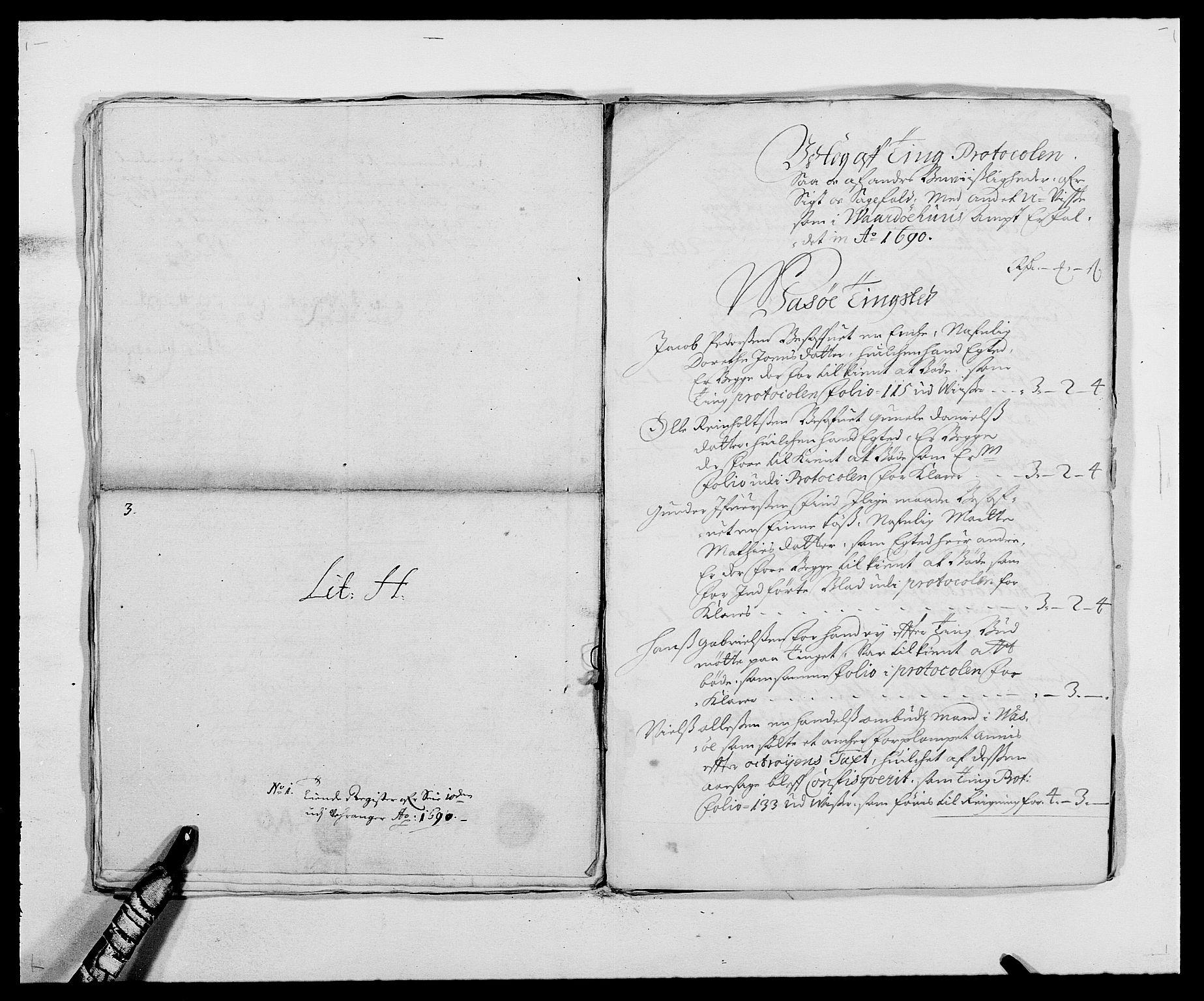 RA, Rentekammeret inntil 1814, Reviderte regnskaper, Fogderegnskap, R69/L4850: Fogderegnskap Finnmark/Vardøhus, 1680-1690, s. 287
