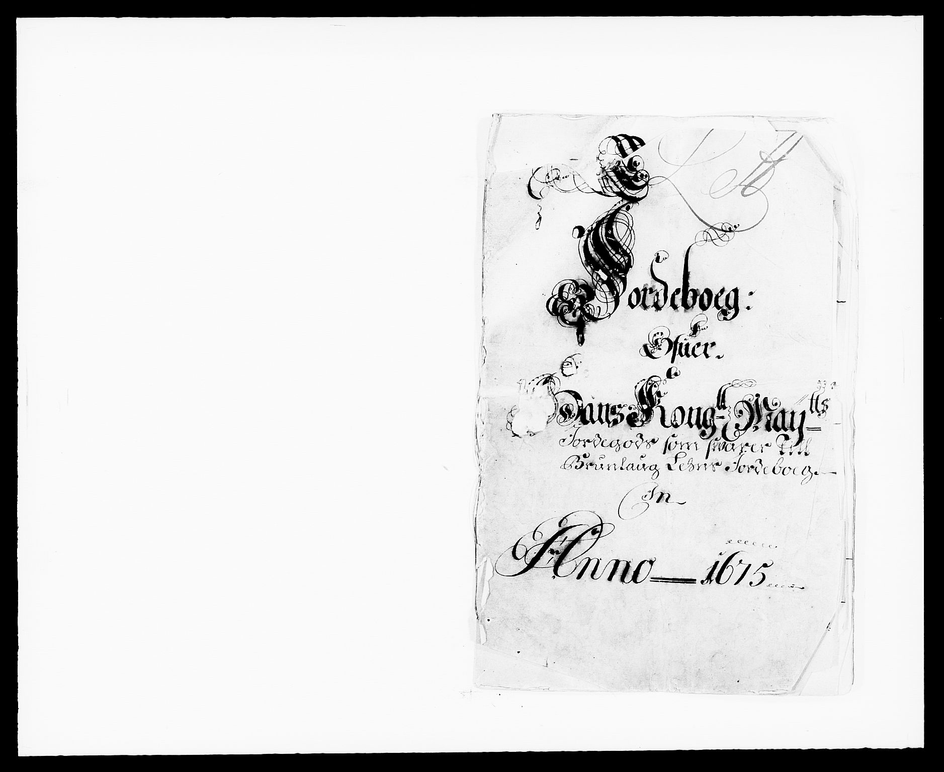 RA, Rentekammeret inntil 1814, Reviderte regnskaper, Fogderegnskap, R33/L1967: Fogderegnskap Larvik grevskap, 1675-1687, s. 90