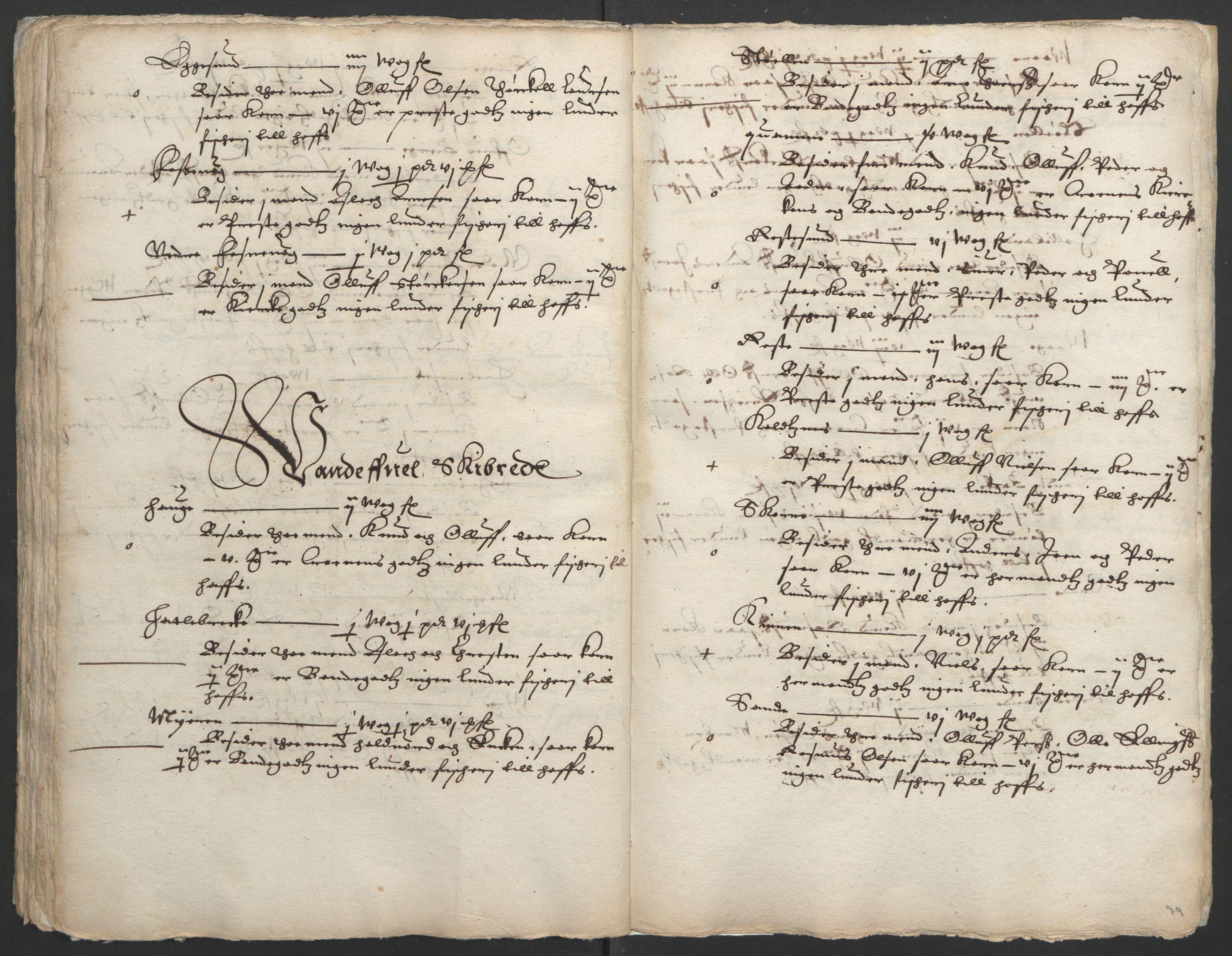 RA, Stattholderembetet 1572-1771, Ek/L0005: Jordebøker til utlikning av garnisonsskatt 1624-1626:, 1626, s. 220