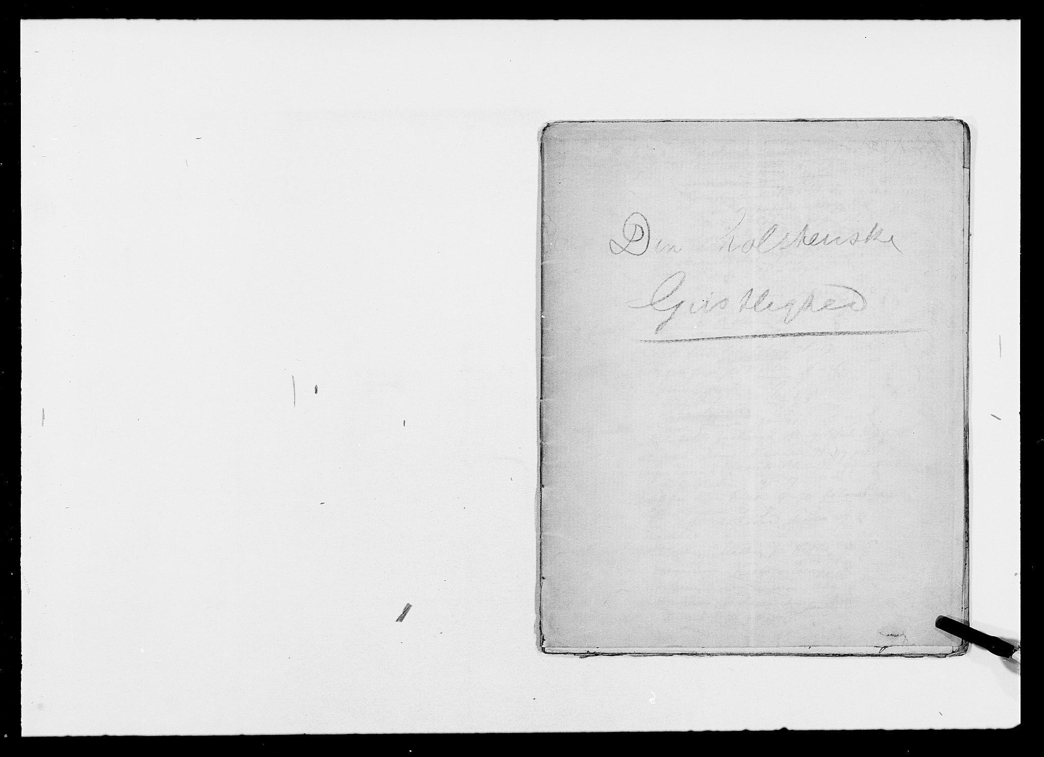 SAO, Delgobe, Charles Antoine - samling, D/Db/L0001: Tilleggspakke, s. 39