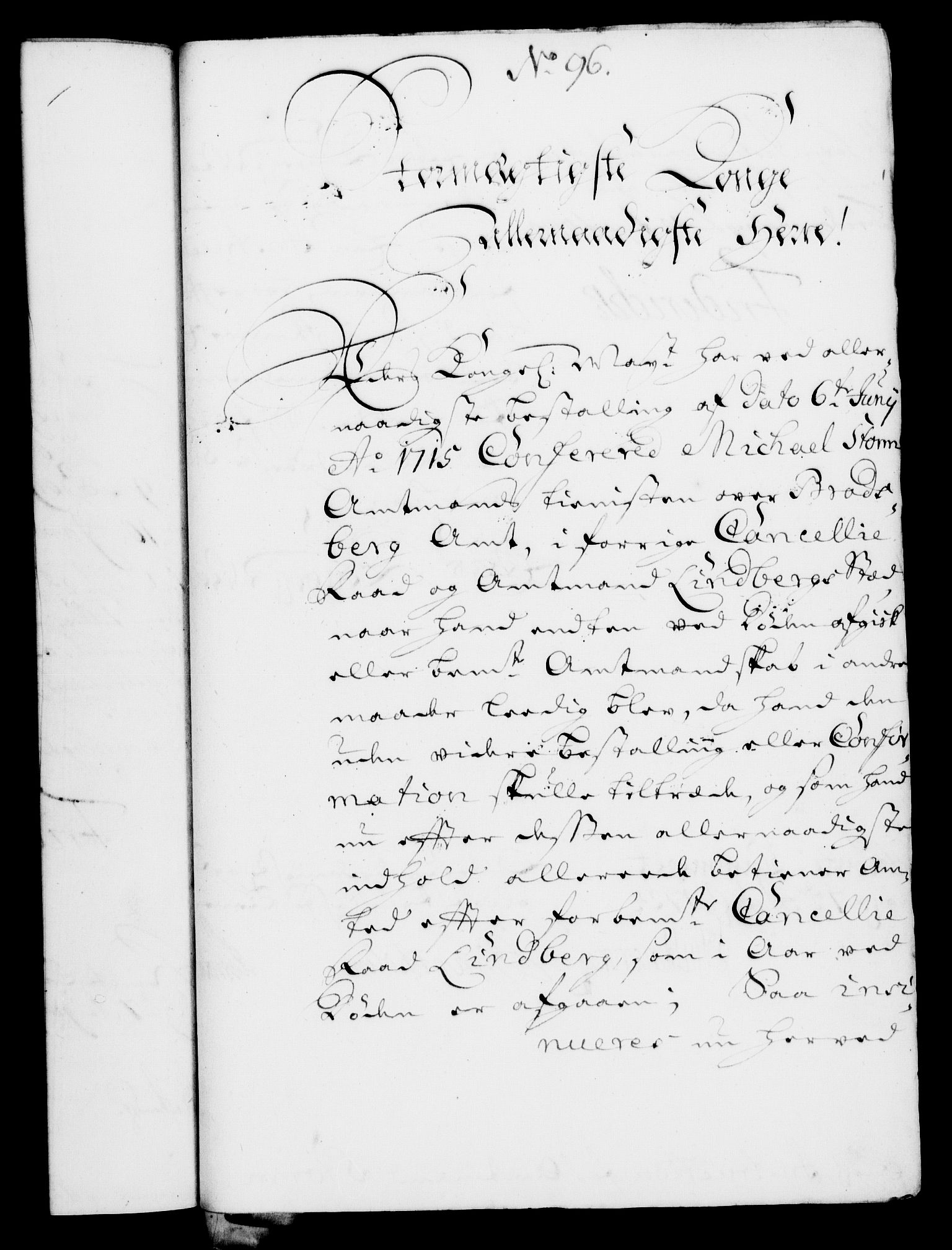RA, Rentekammeret, Kammerkanselliet, G/Gf/Gfa/L0007: Norsk relasjons- og resolusjonsprotokoll (merket RK 52.7), 1724, s. 662